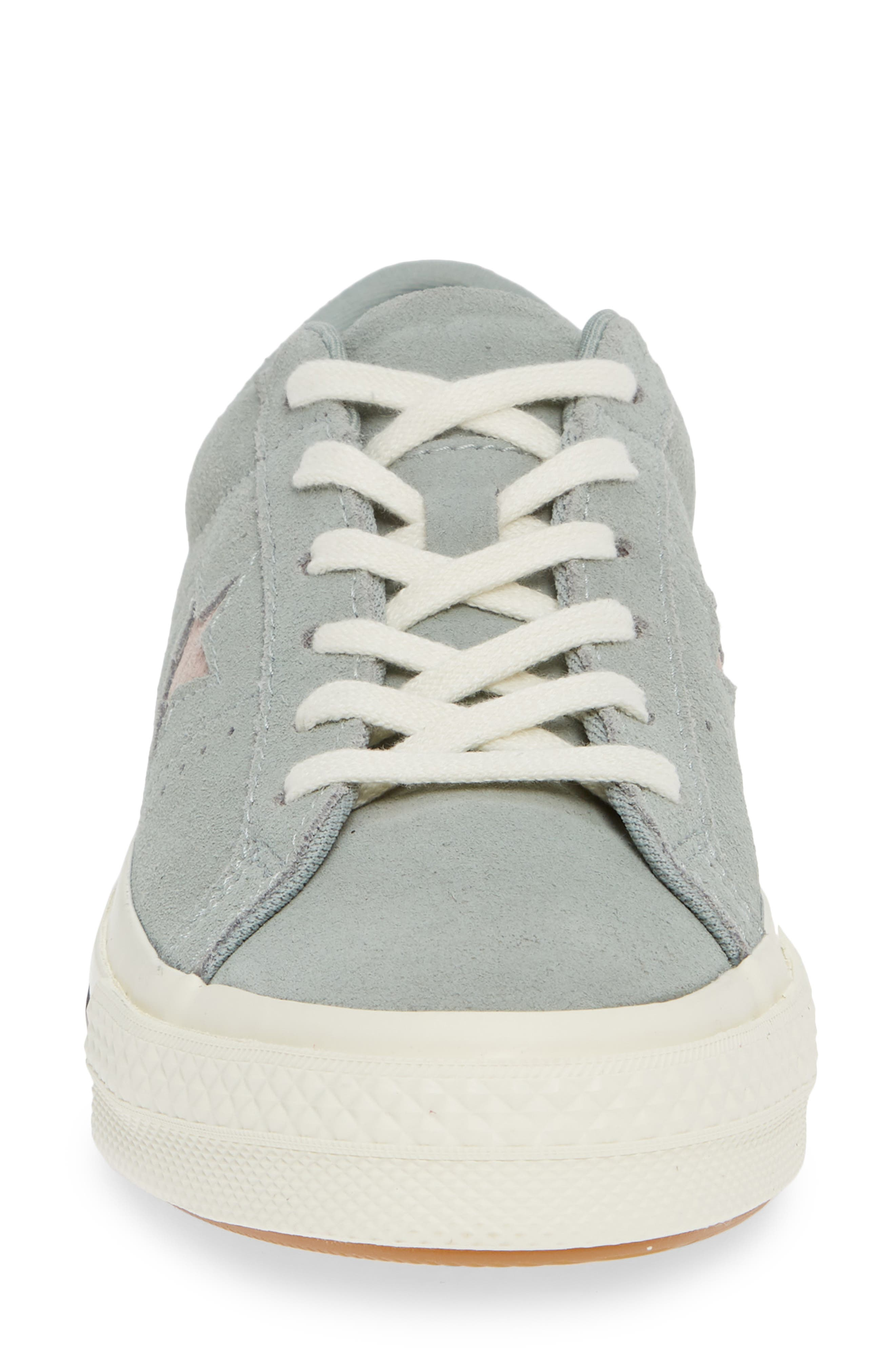 One Star Suede Low Top Sneaker,                             Alternate thumbnail 15, color,