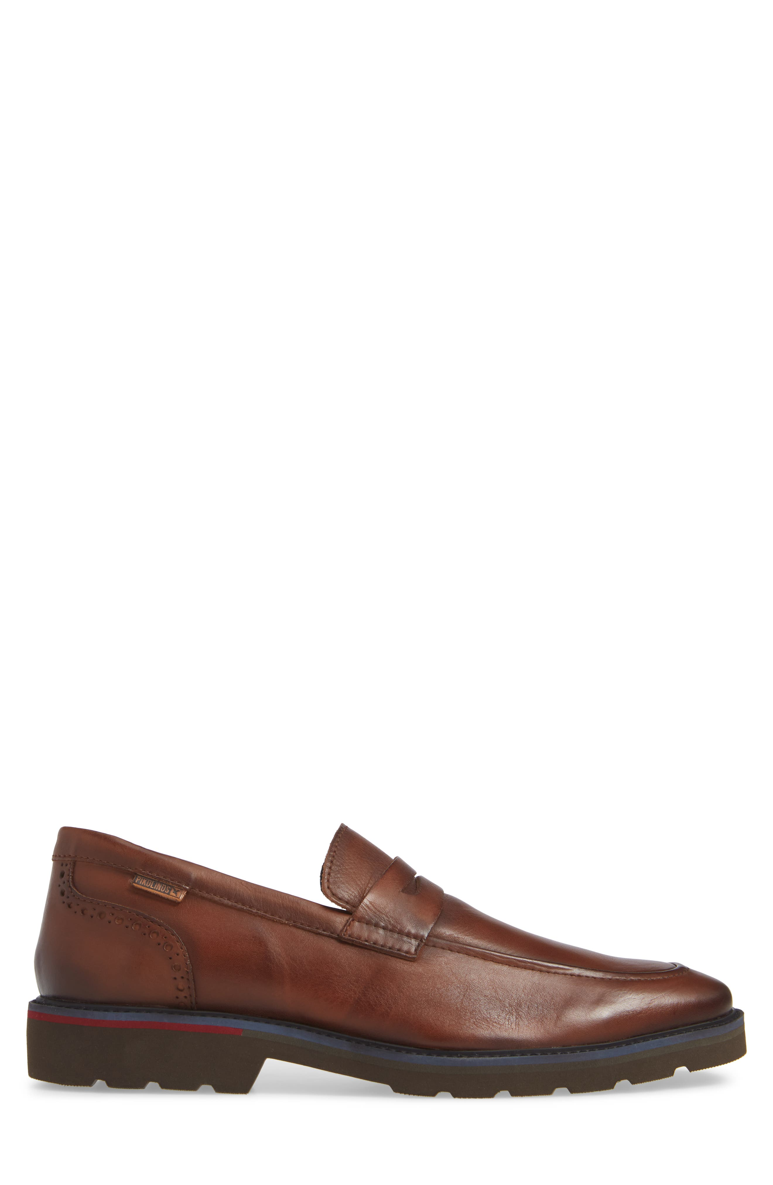 Salou Penny Loafer,                             Alternate thumbnail 3, color,                             203
