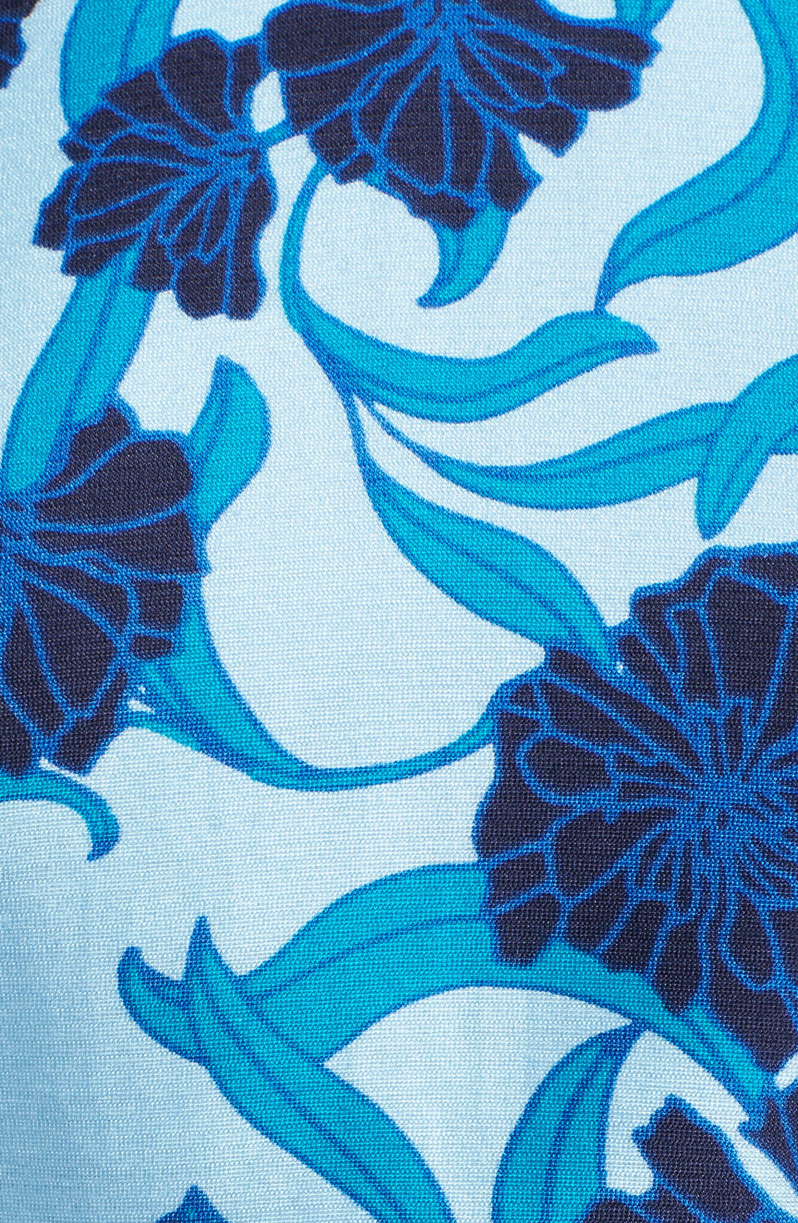 Maggie Buttercup Bloom Dress,                             Alternate thumbnail 5, color,                             404