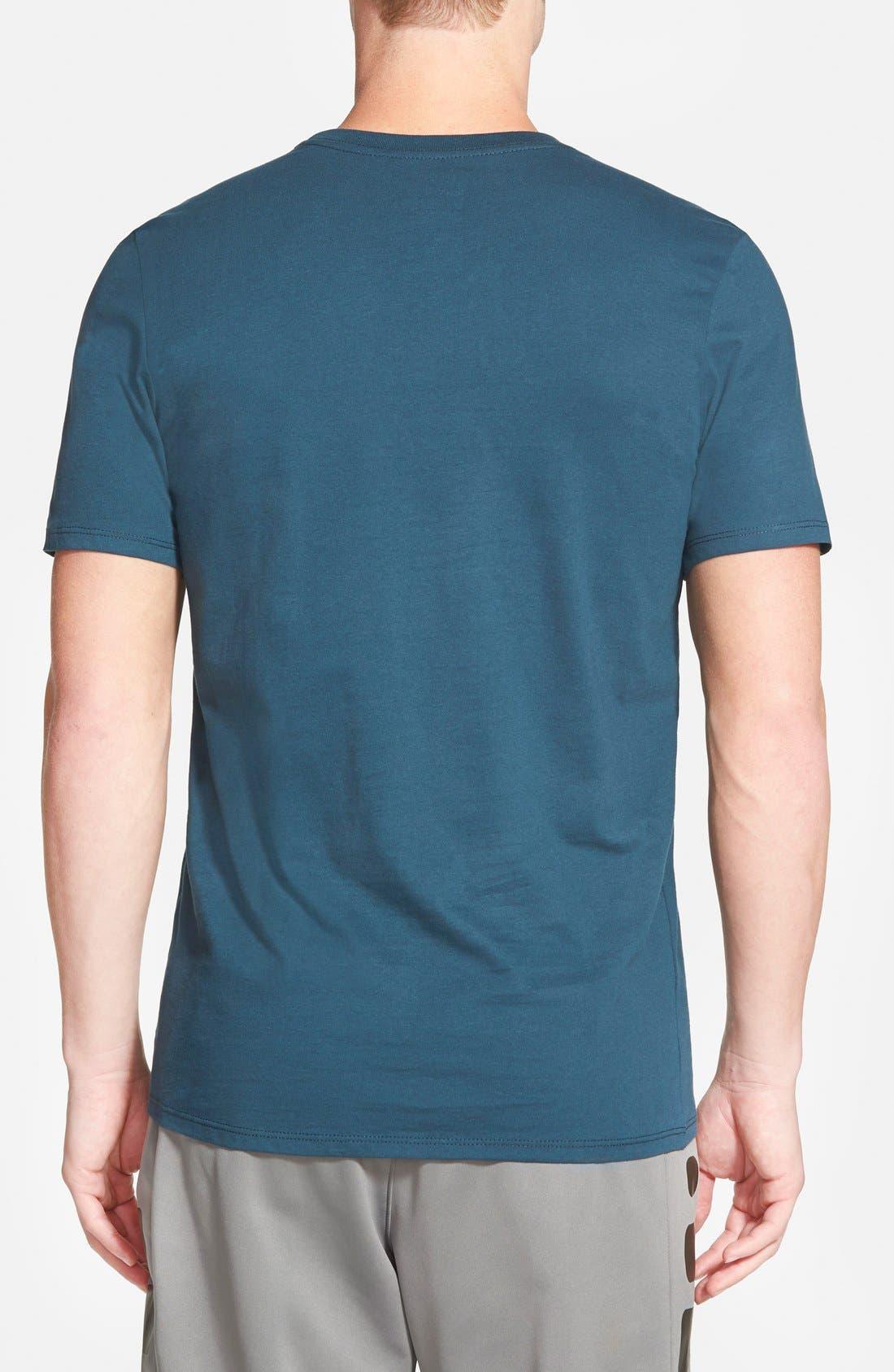 'Tee-Futura Icon' Graphic T-Shirt,                             Alternate thumbnail 57, color,