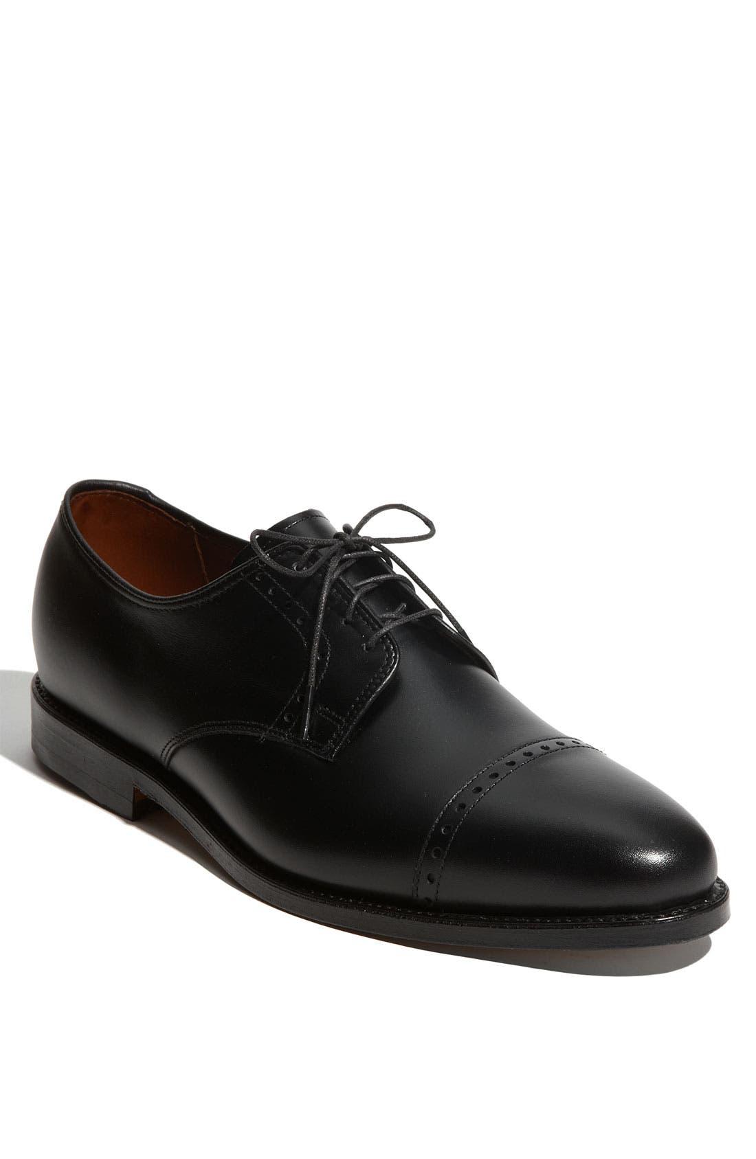 'Clifton' Blucher,                         Main,                         color, BLACK