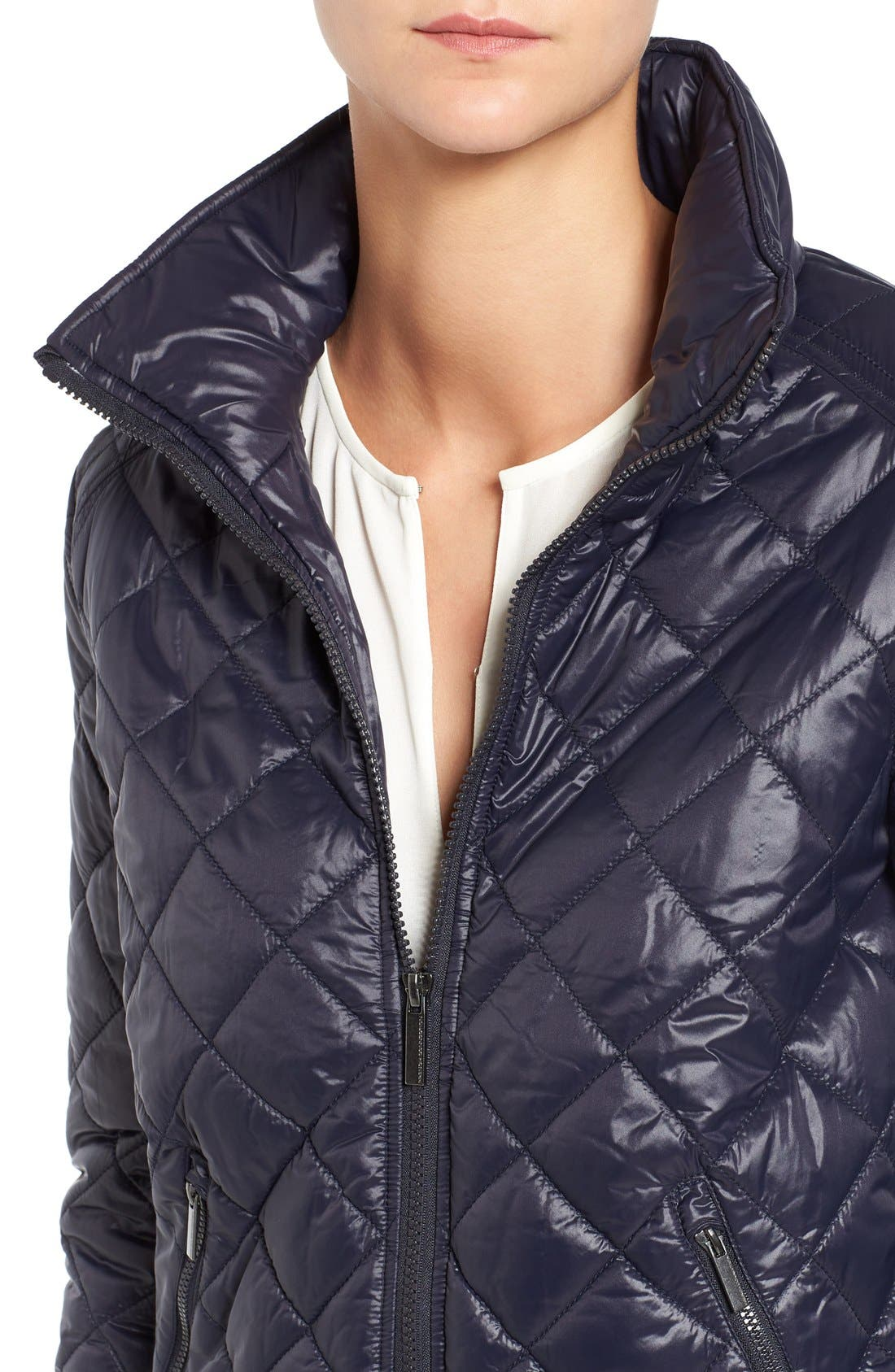 Quilted Bomber Jacket,                             Alternate thumbnail 20, color,