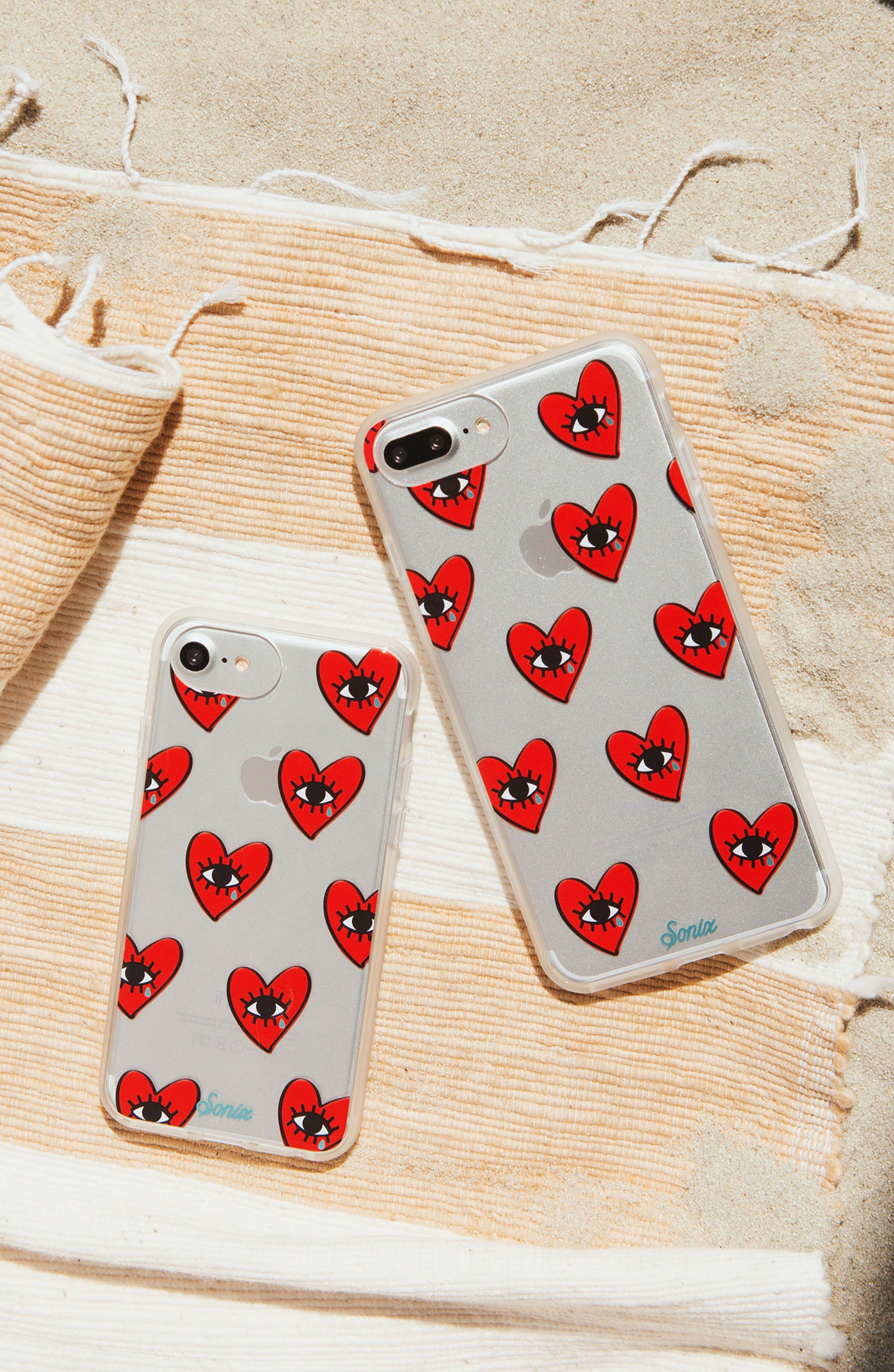 Cry Baby iPhone 6/6s/7/8 & 6/6s/7/8 Plus Case,                             Alternate thumbnail 3, color,                             600