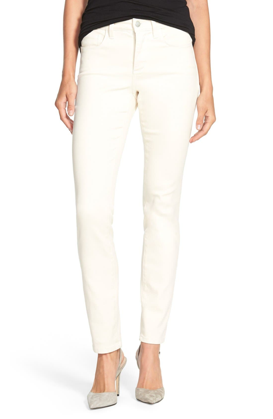 Alina Colored Stretch Skinny Jeans,                             Main thumbnail 11, color,
