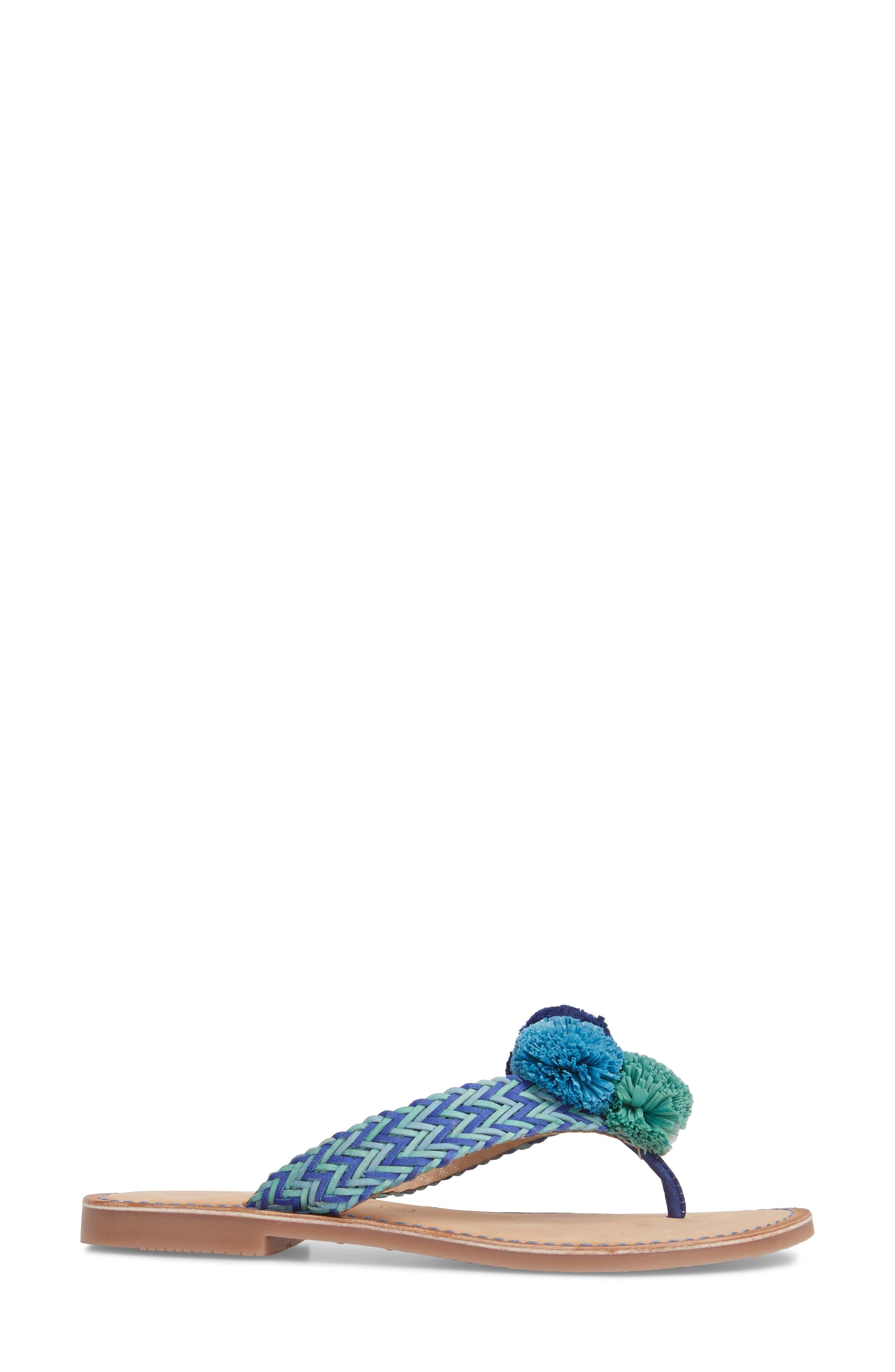 Pomm Flip Flop,                             Alternate thumbnail 3, color,                             429