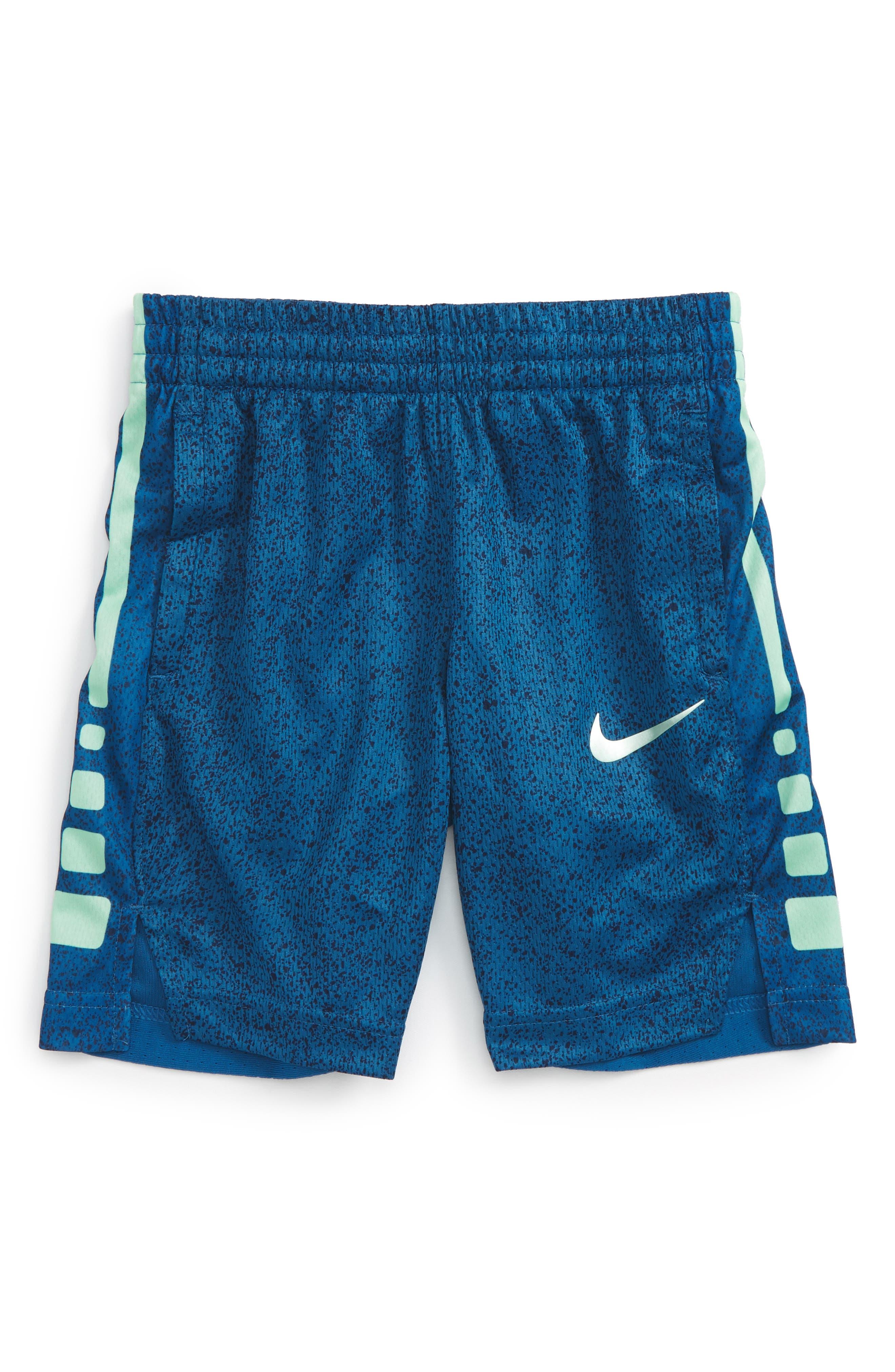 Elite Print Shorts,                         Main,                         color,
