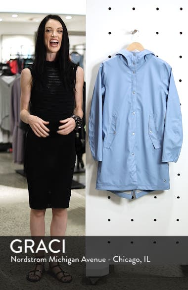 Fishtail Raincoat, sales video thumbnail