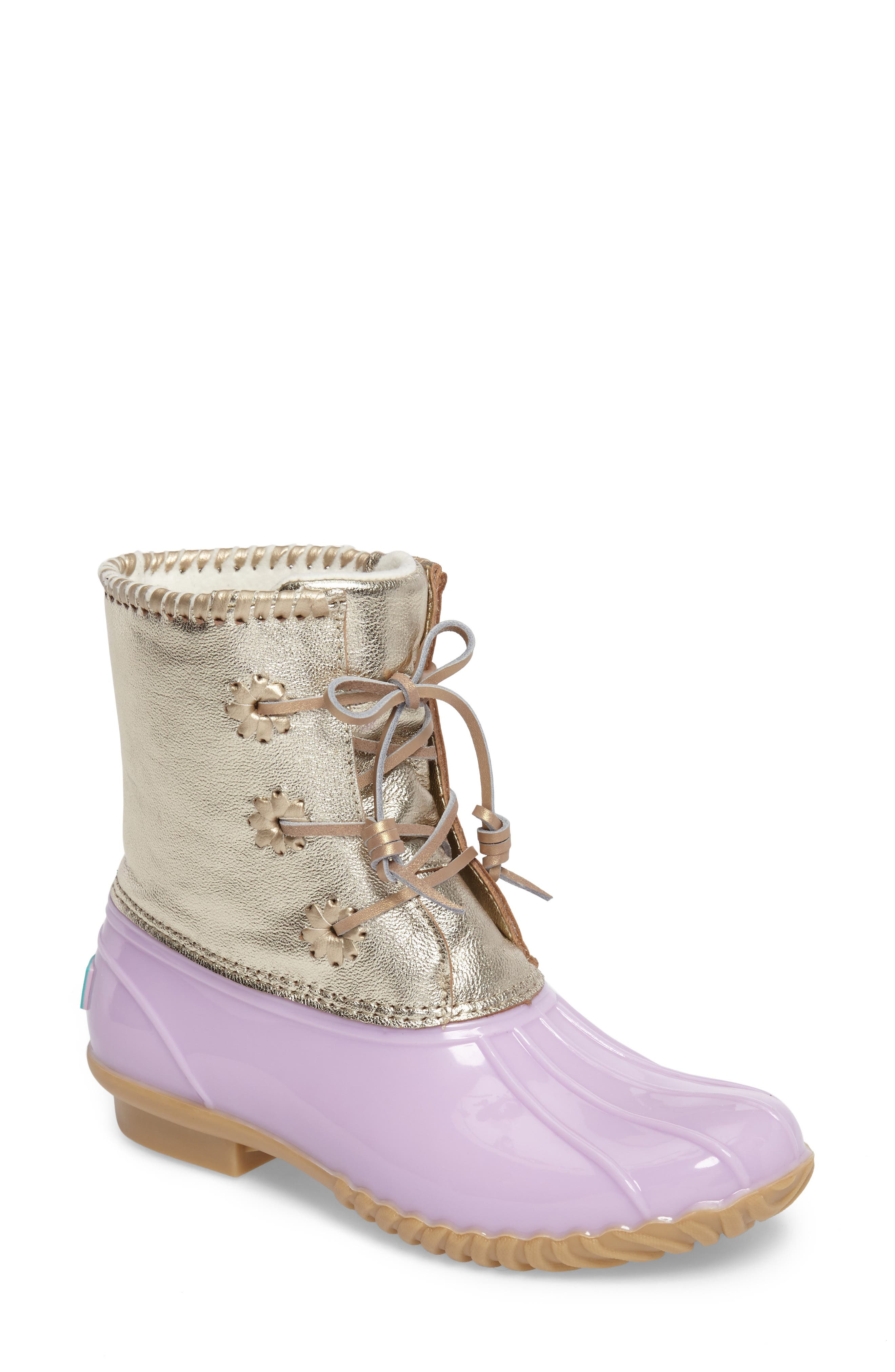 'Chloe' Rain Boot,                             Main thumbnail 7, color,