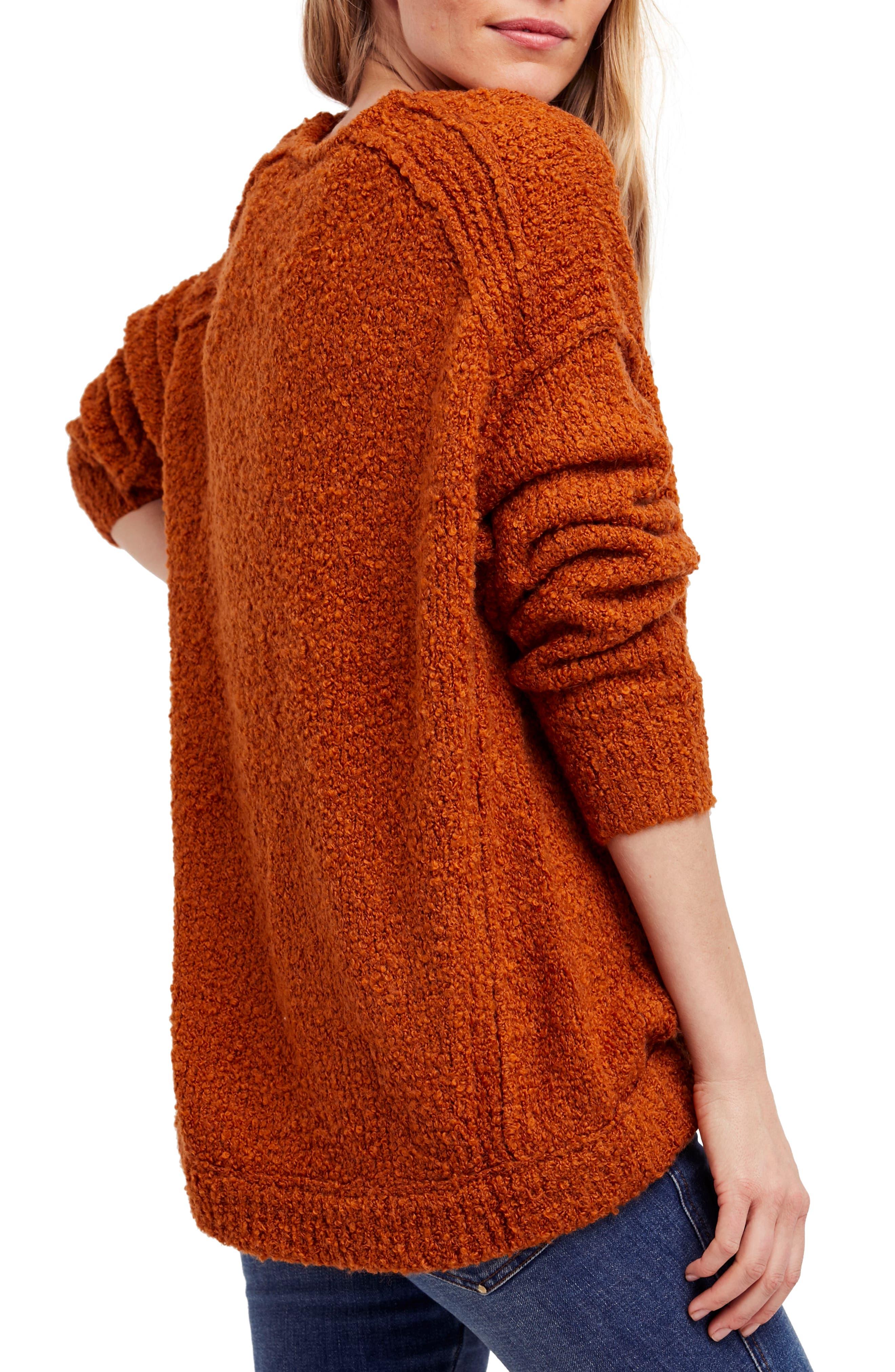 Lofty V-Neck Sweater,                             Alternate thumbnail 12, color,