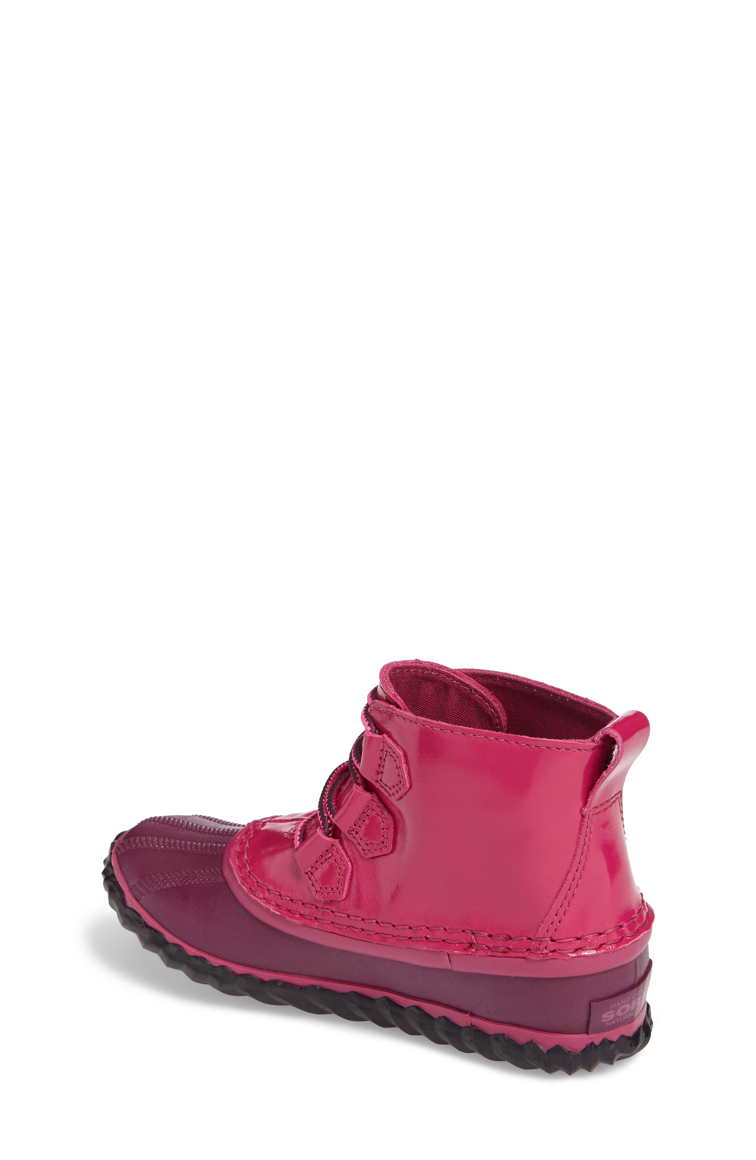 Out 'N About<sup>®</sup> Waterproof Boot,                             Alternate thumbnail 4, color,