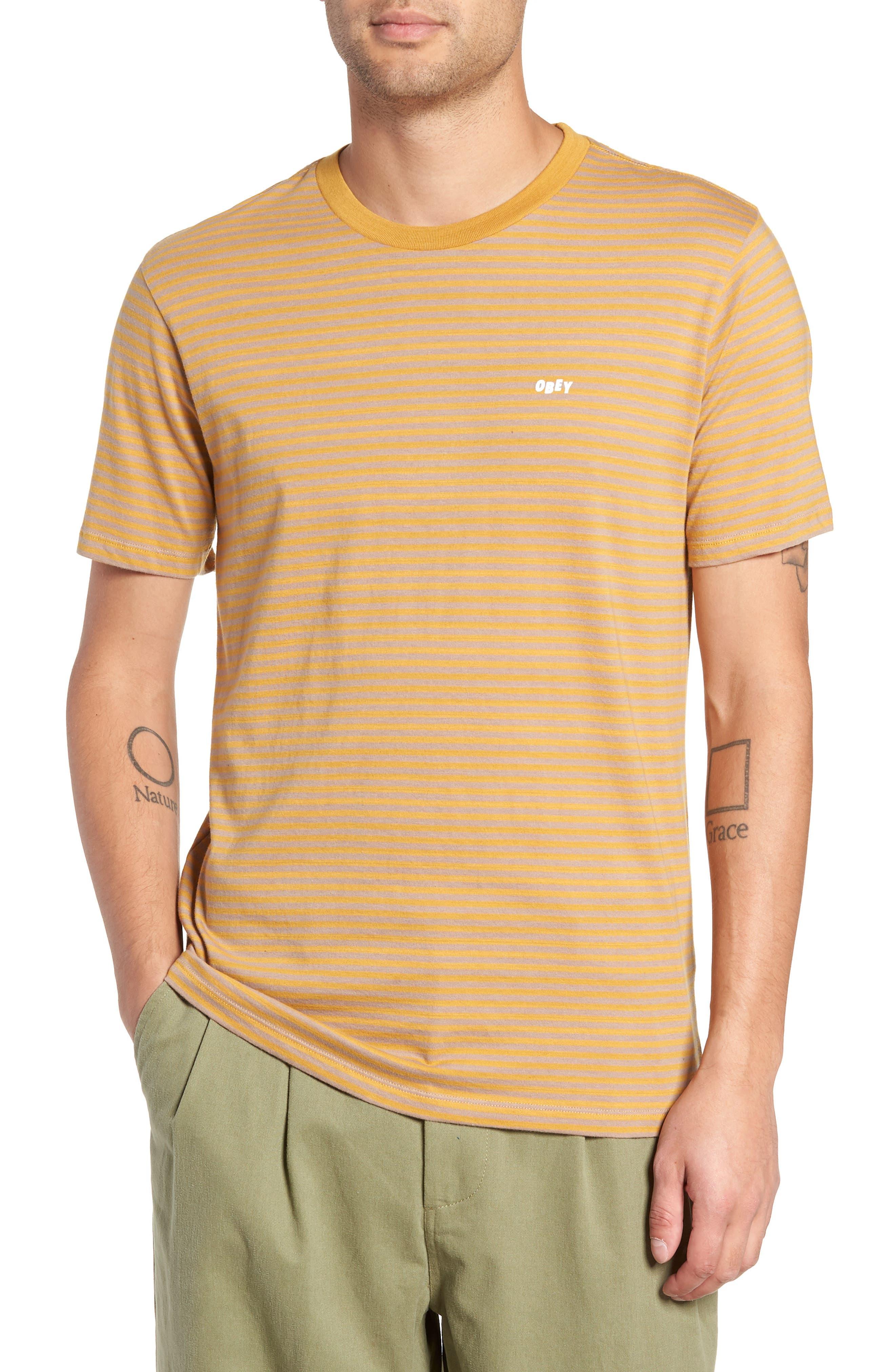 Apex Stripe T-Shirt, Main, color, 330