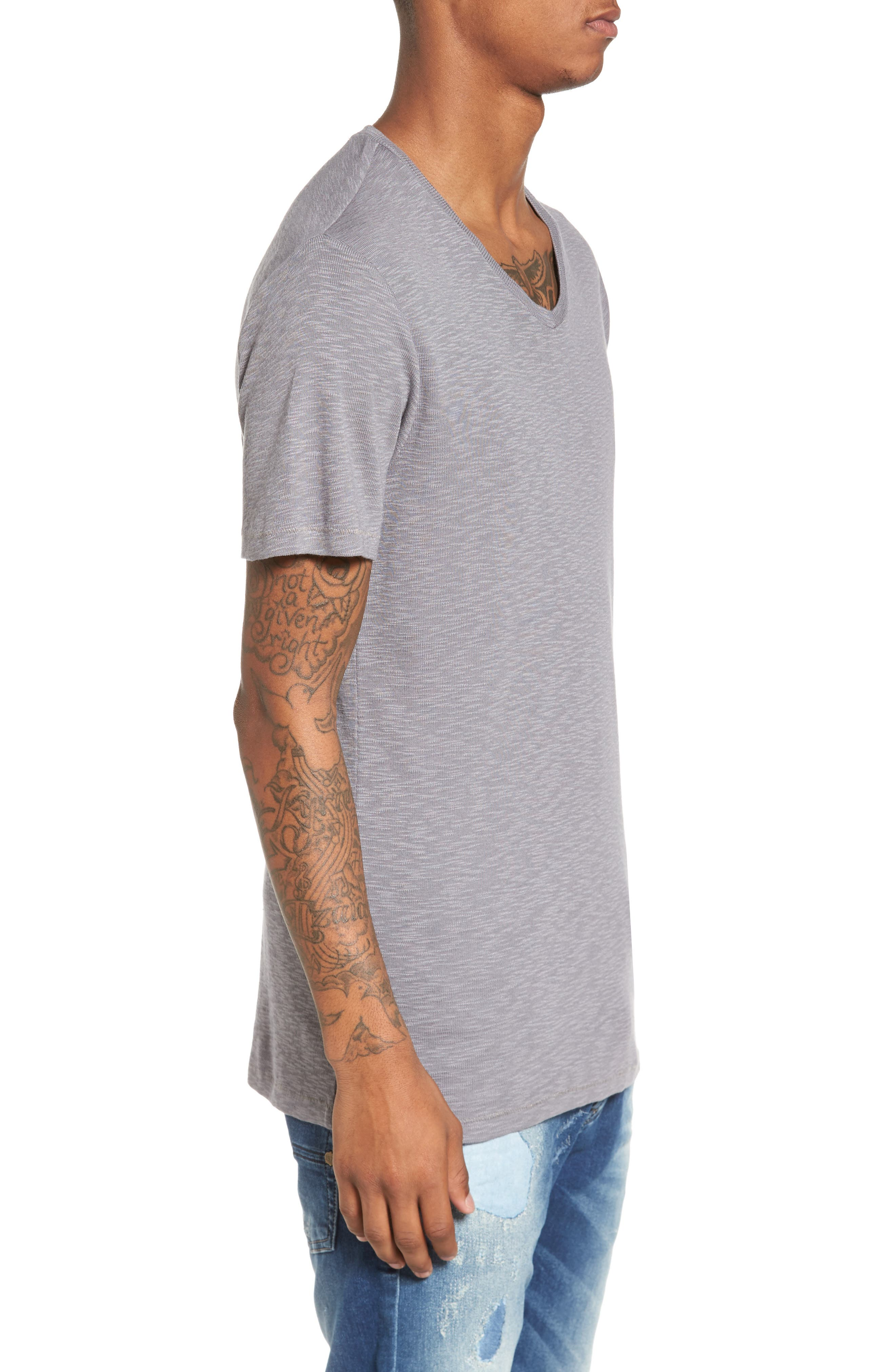 Capitola V-Neck T-Shirt,                             Alternate thumbnail 12, color,