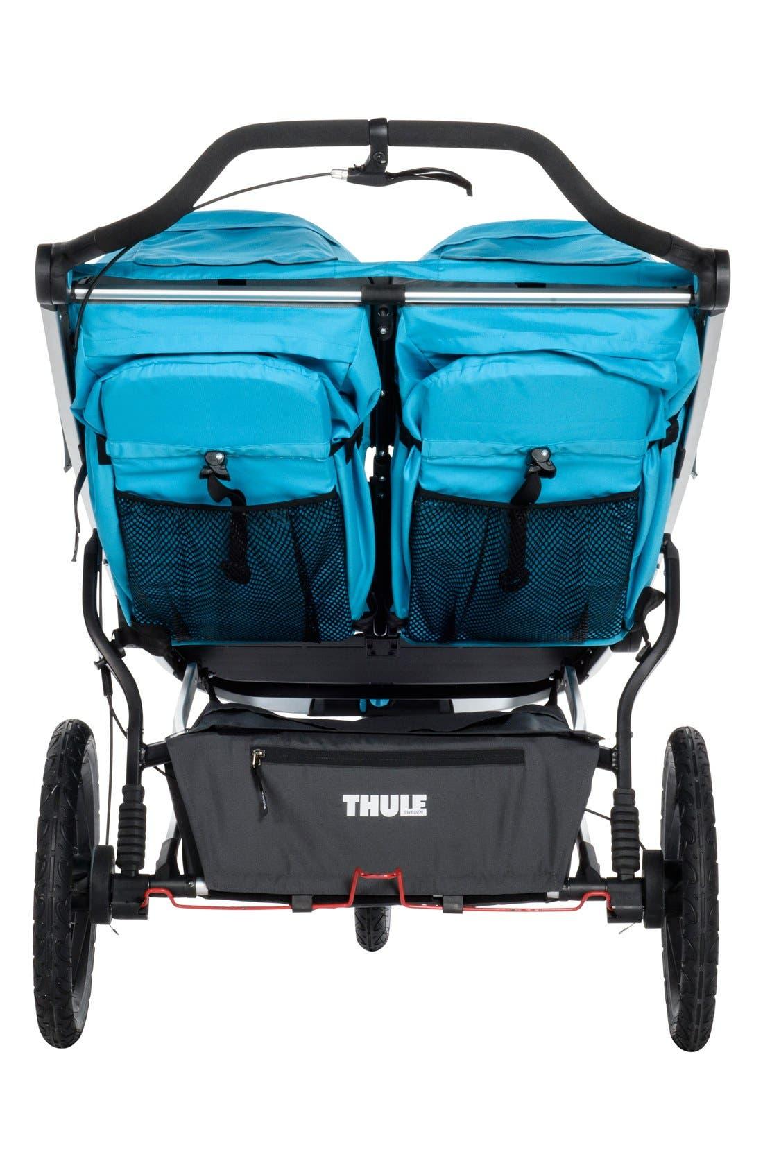 'Urban Glide 2' Double Jogging Stroller,                             Alternate thumbnail 5, color,                             400