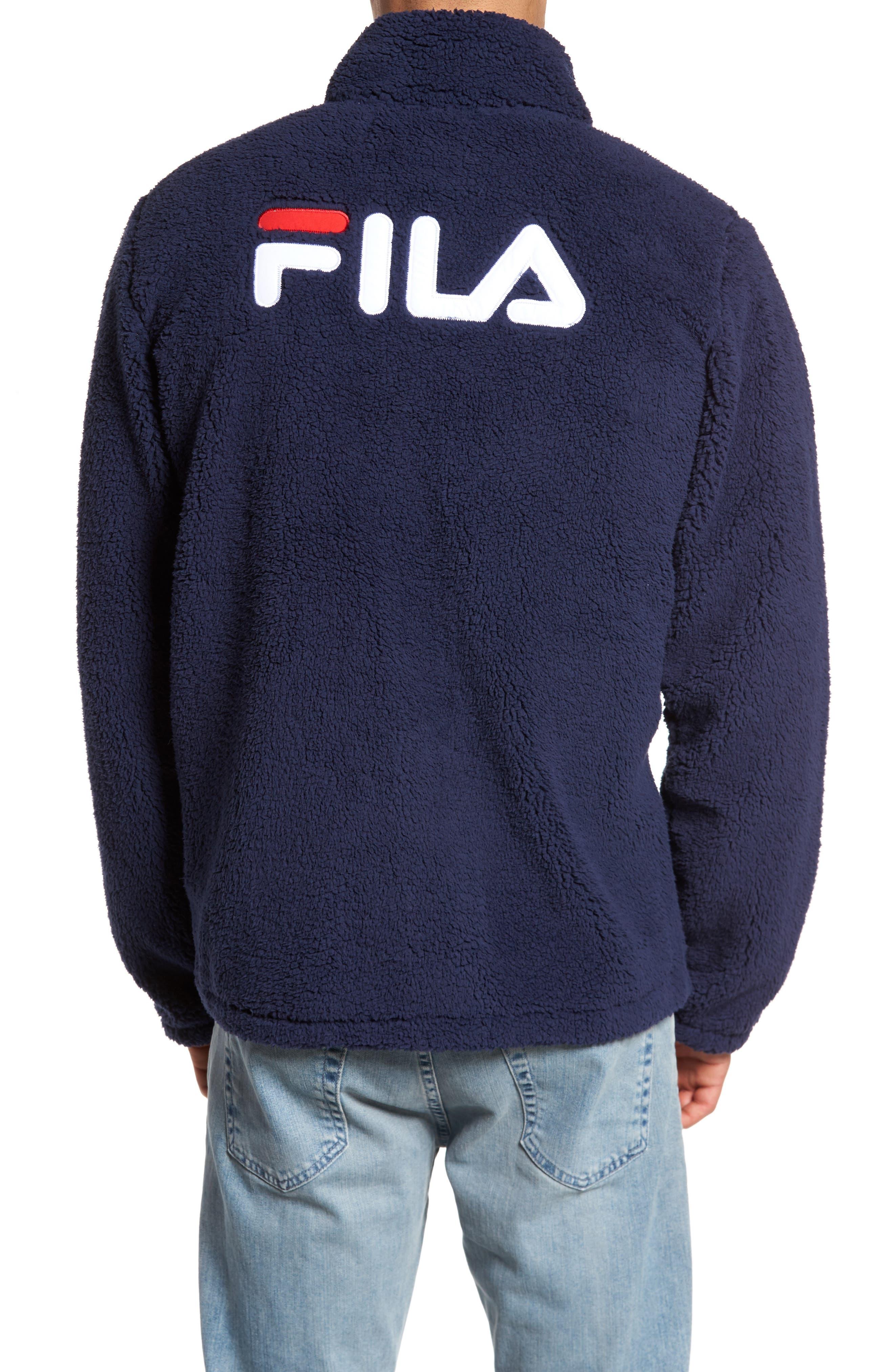 Finlay Fleece Jacket,                             Alternate thumbnail 4, color,