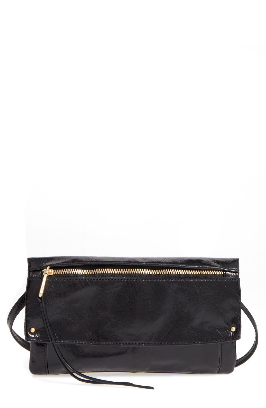 Rudy Leather Crossbody Bag,                         Main,                         color, 001