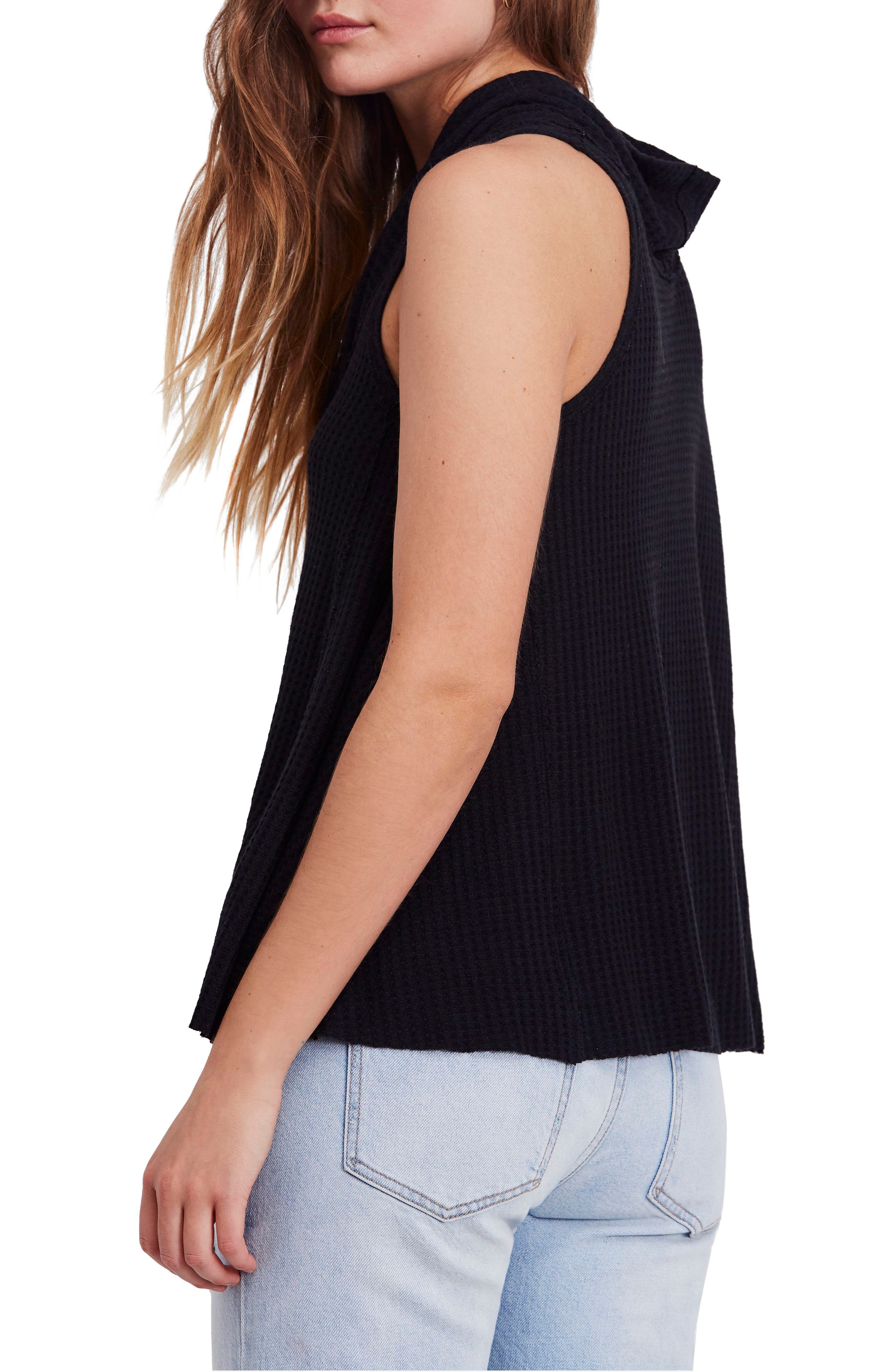 We the Free by Free People Swing It Cowl Tank,                             Alternate thumbnail 5, color,