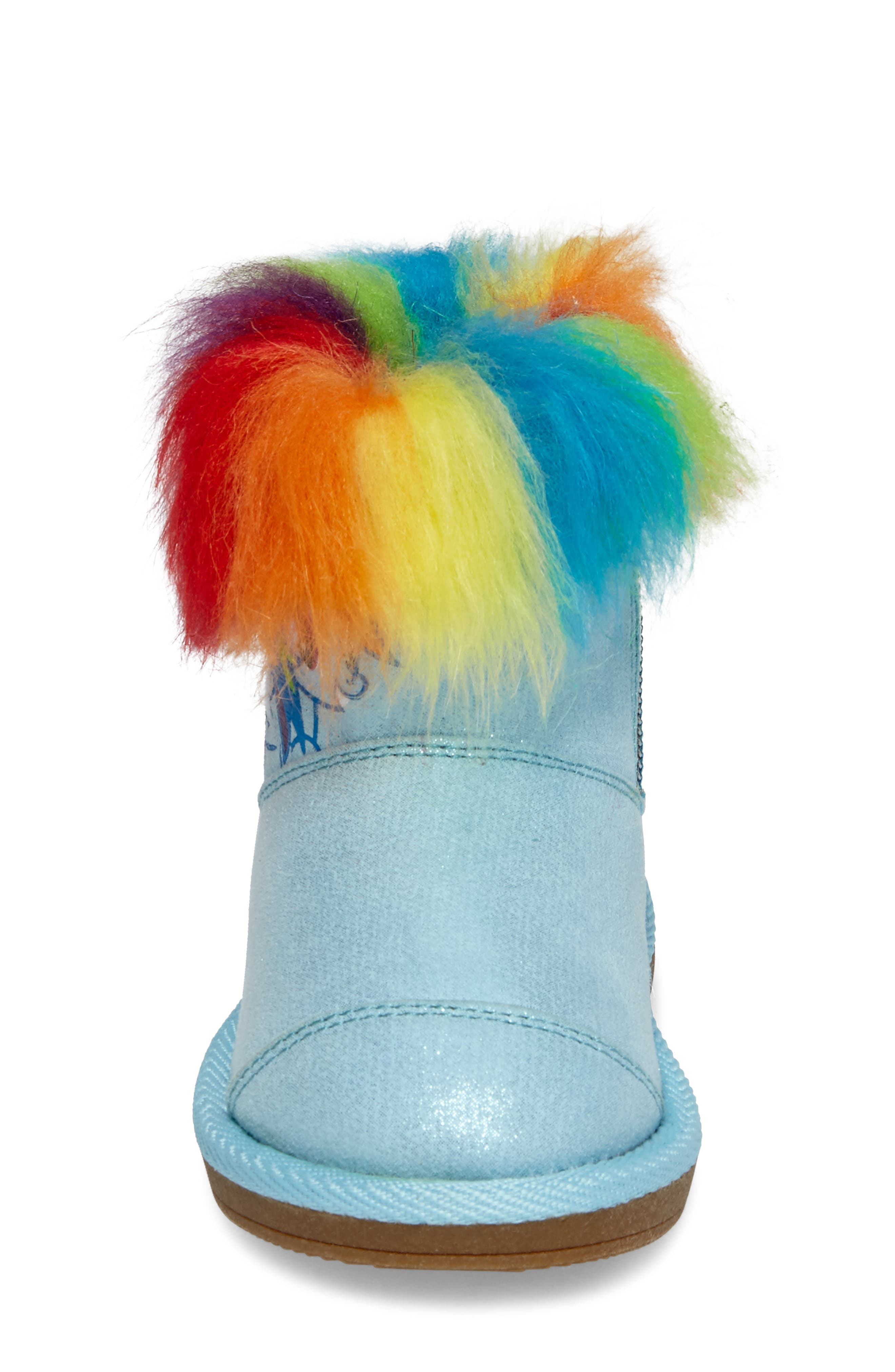 My Little Pony<sup>®</sup> Rainbow Dash Boot,                             Alternate thumbnail 4, color,                             400