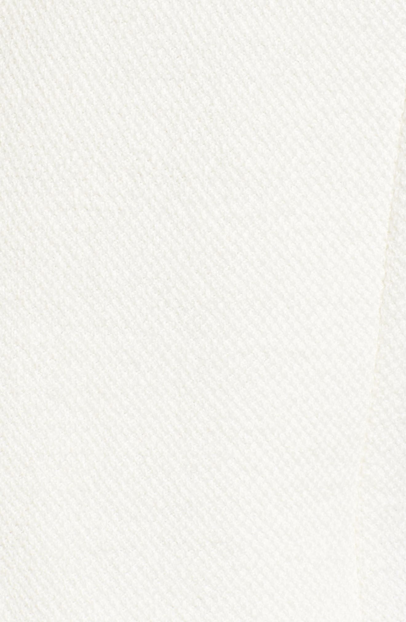 Slim Fit Linen Blend Sweater Jacket,                             Alternate thumbnail 5, color,                             102