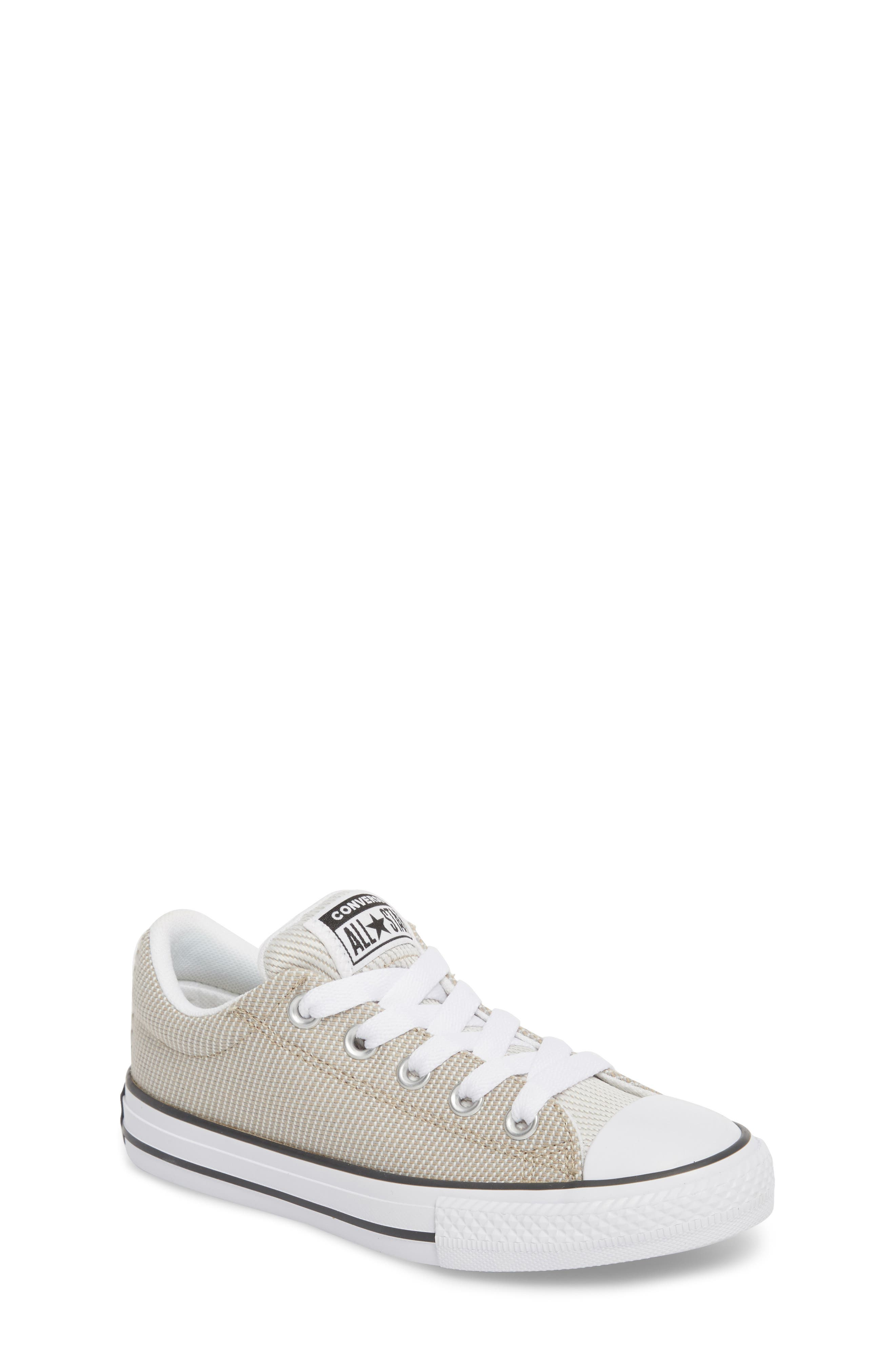 Chuck Taylor<sup>®</sup> All Star<sup>®</sup> Woven Street Sneaker,                         Main,                         color, VINTAGE KHAKI