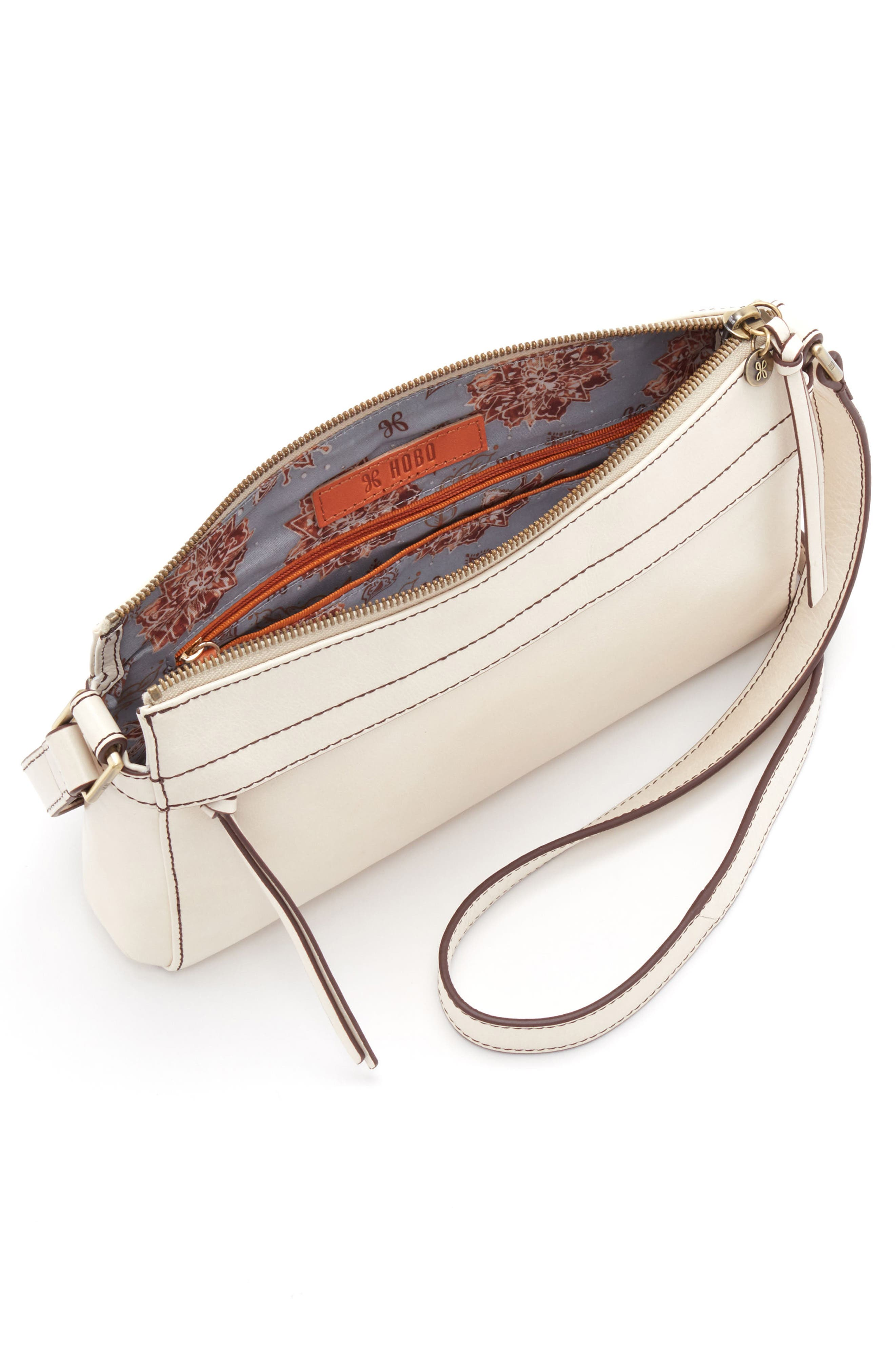 Tobey Leather Crossbody Bag,                             Alternate thumbnail 18, color,