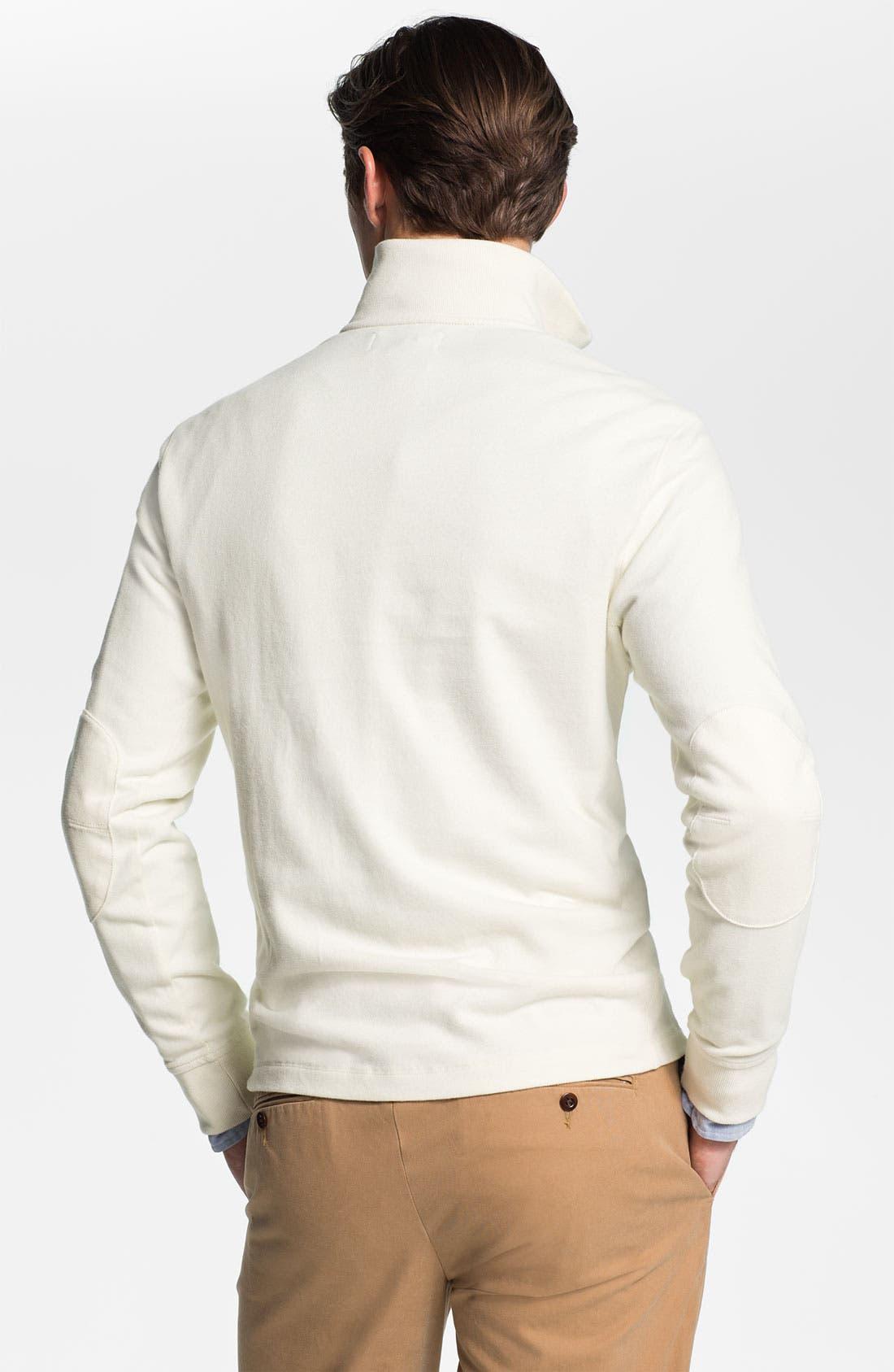 Half Zip Pullover,                             Alternate thumbnail 3, color,                             101
