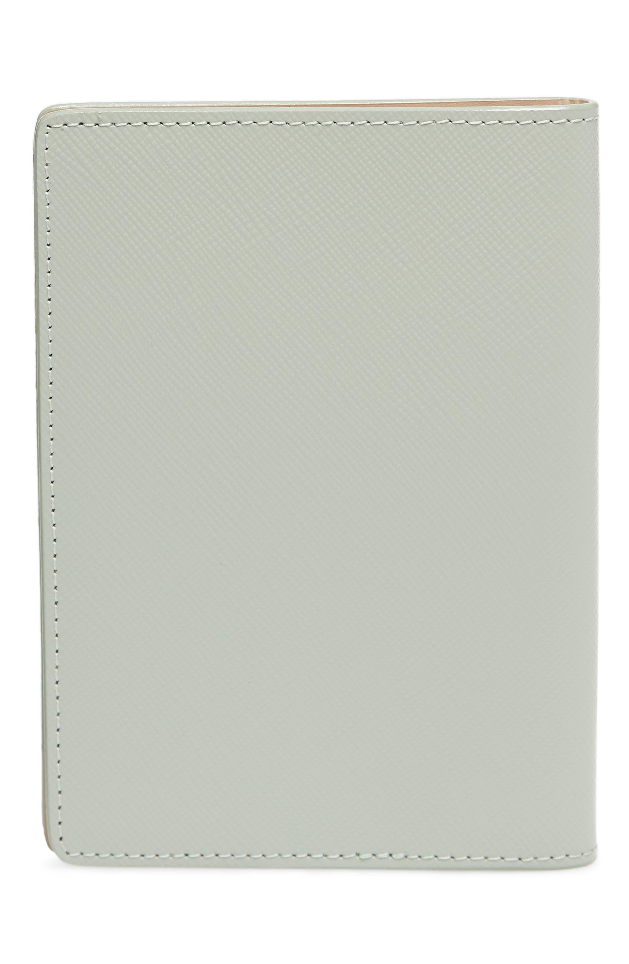Leather Passport Case,                             Alternate thumbnail 31, color,