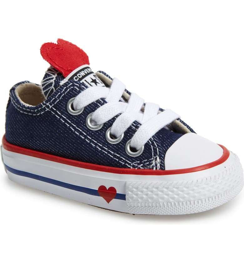 0ef5efead86d Converse Chuck Taylor® All Star® Ox Low Top Sneaker (Baby