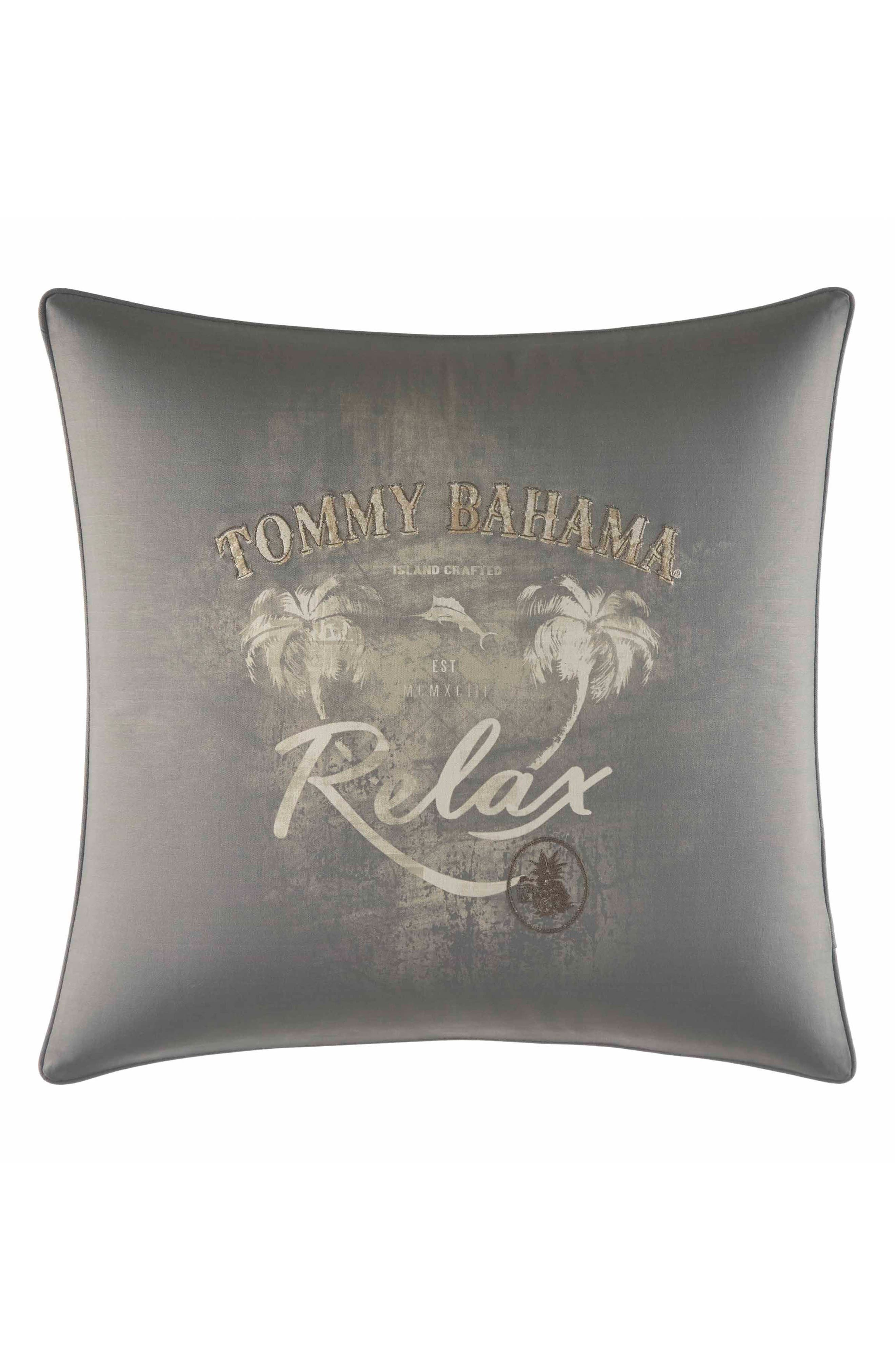 Relax Pillow,                             Main thumbnail 1, color,                             PEWTER