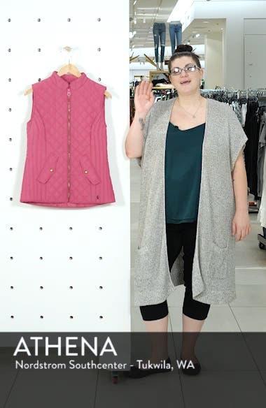 Minx Quilted Vest, sales video thumbnail