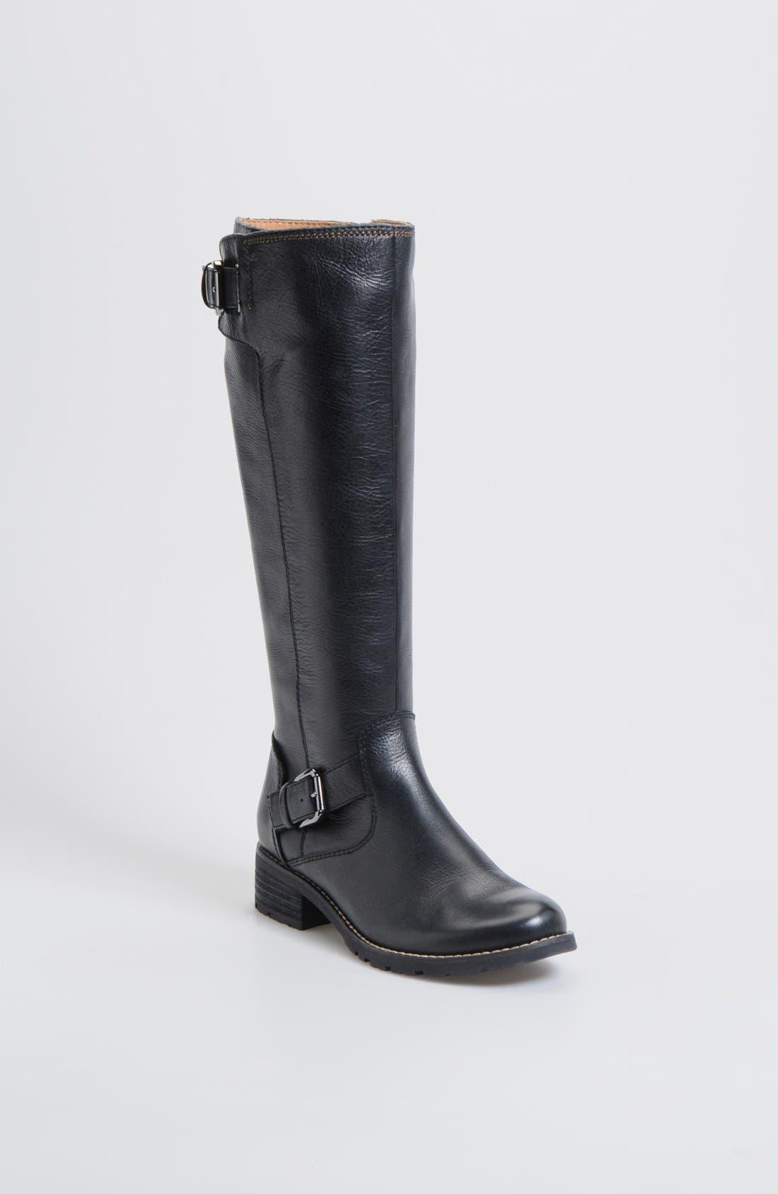 'Alanna' Boot,                         Main,                         color, 001