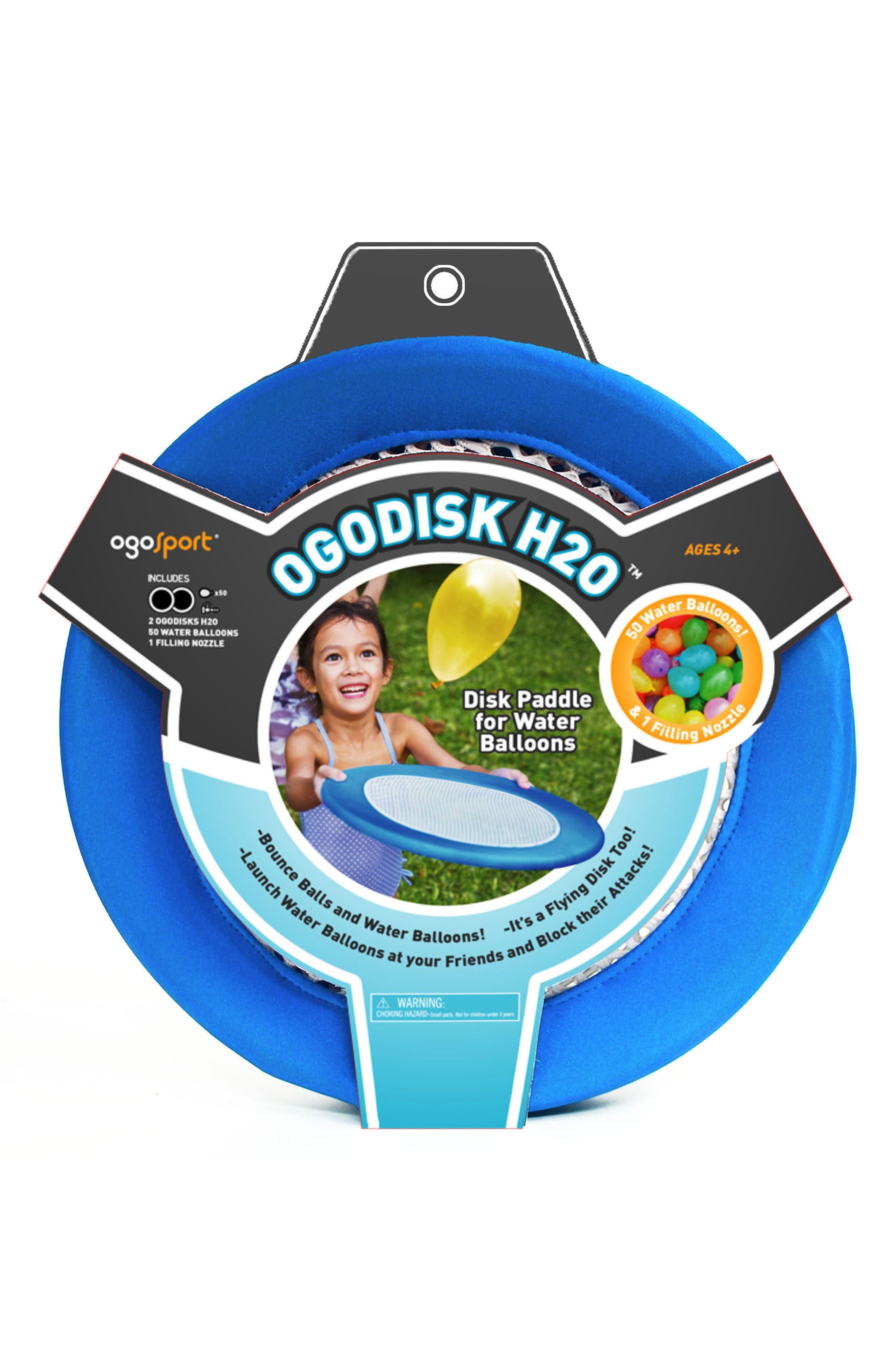 OgoDisk H2O Water Ballon Bouncer Game,                             Main thumbnail 1, color,                             499