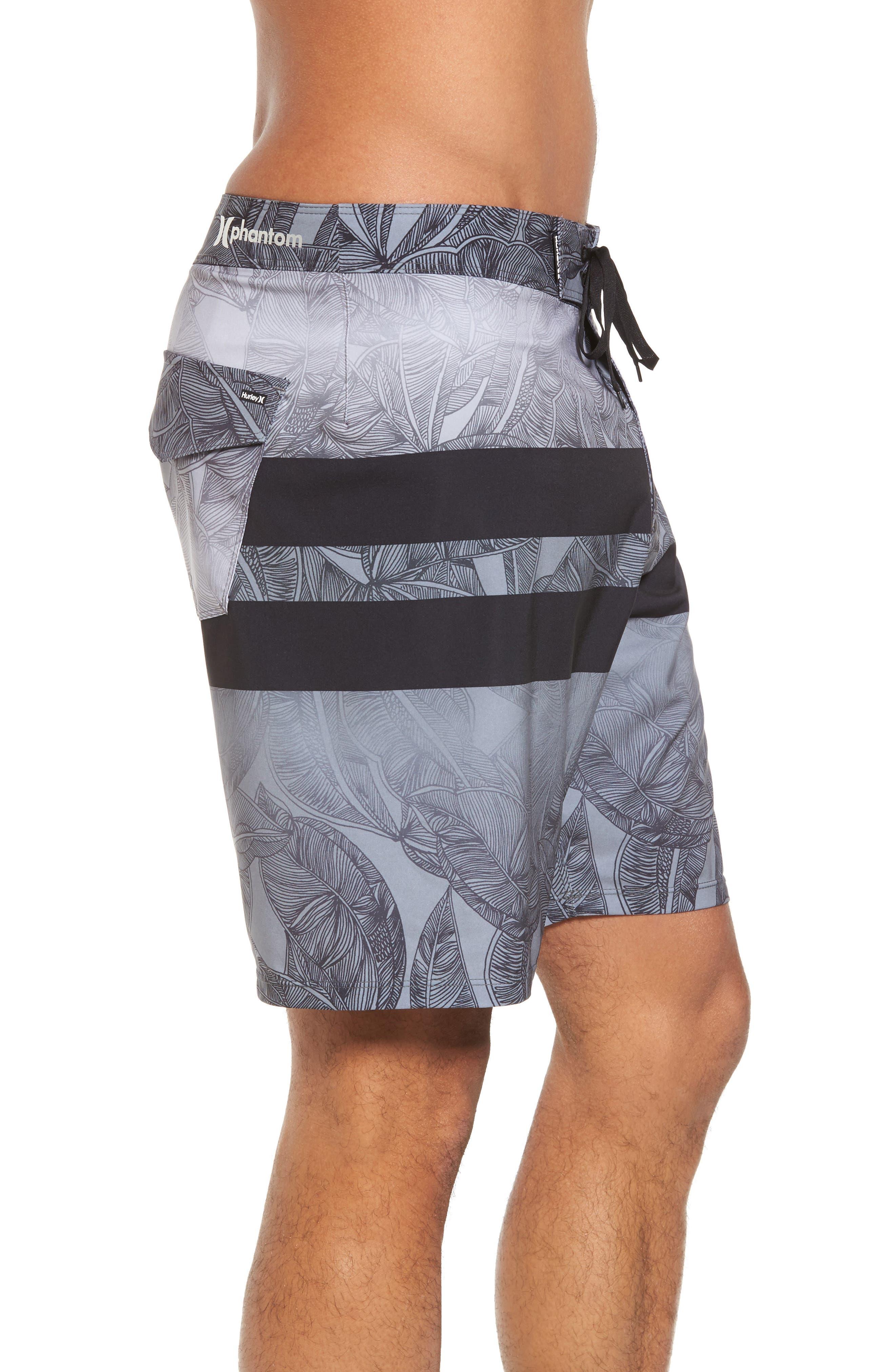 Phantom Blackball Board Shorts,                             Alternate thumbnail 3, color,                             010