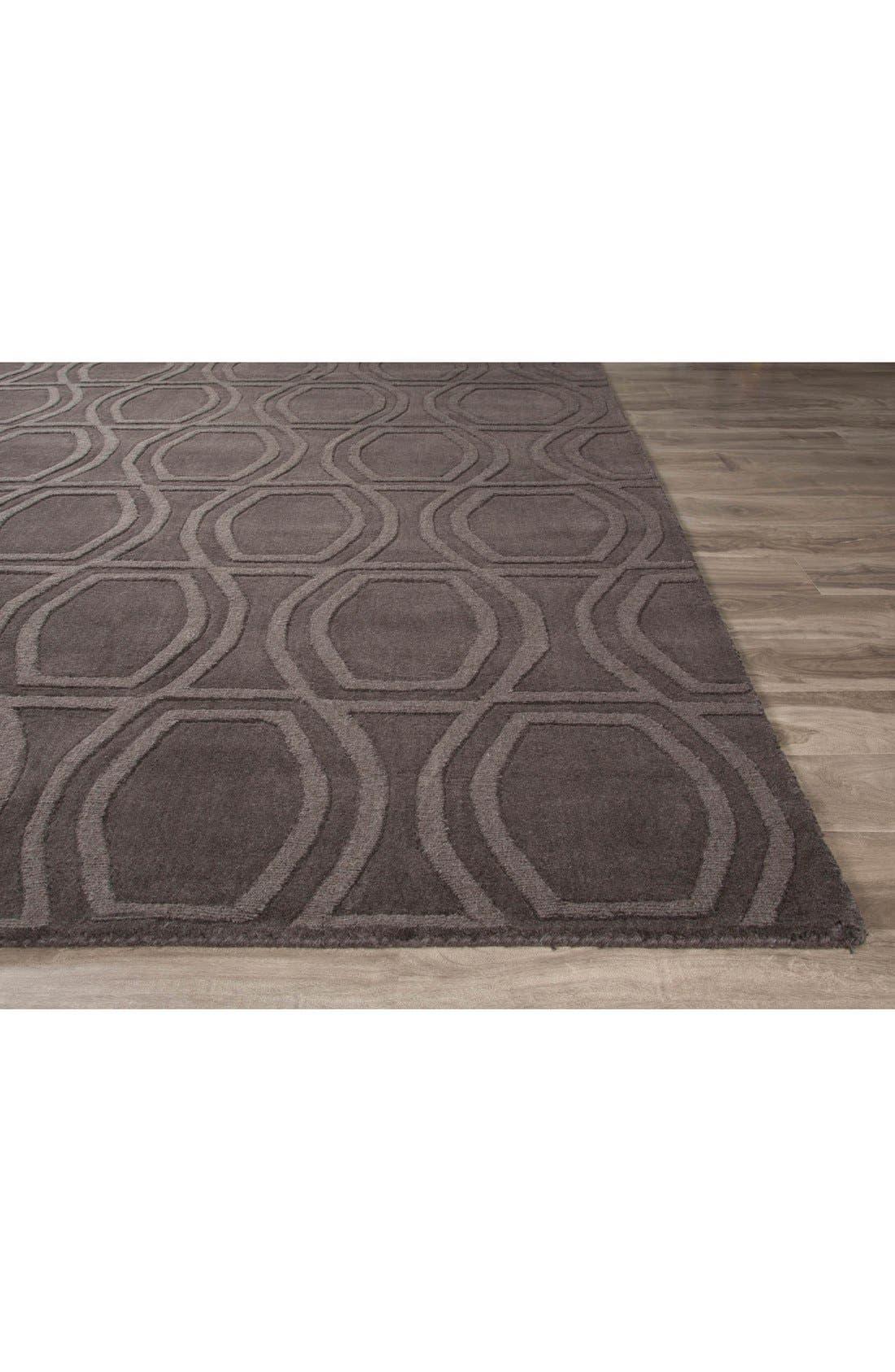 'astor' wool rug,                             Alternate thumbnail 18, color,