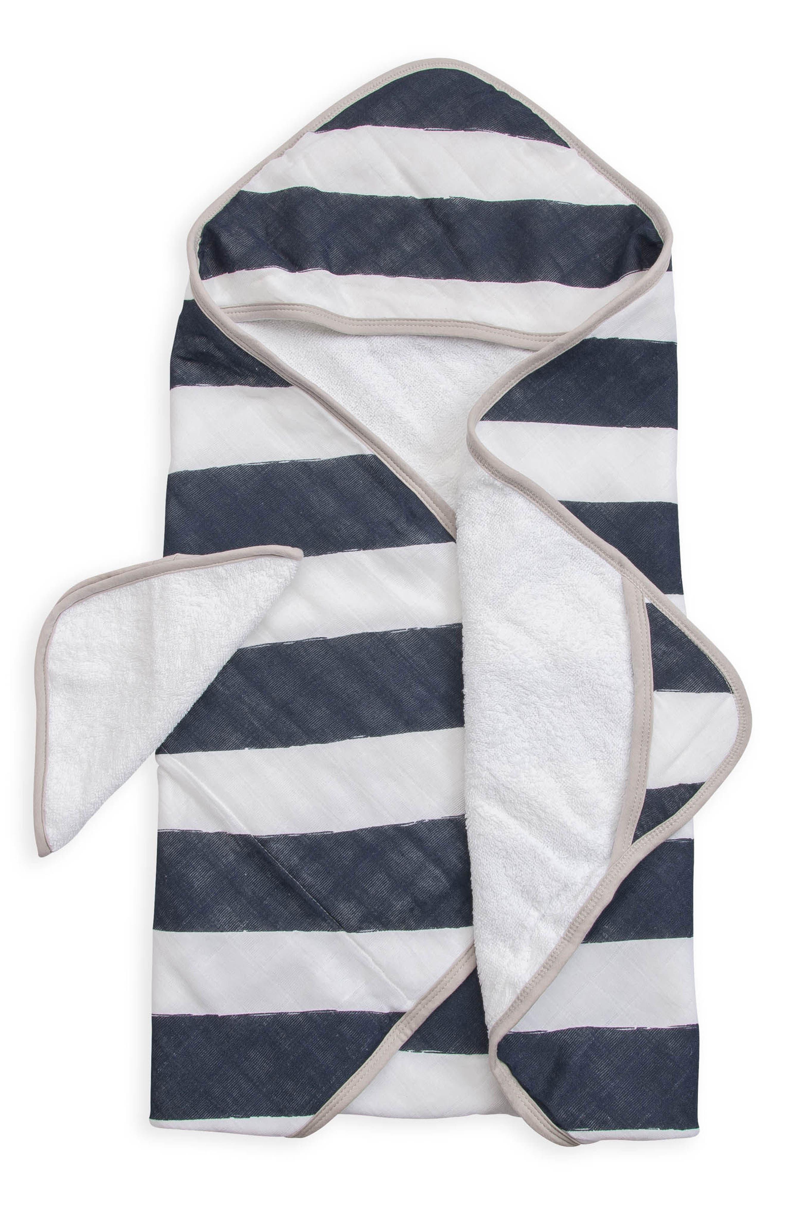Hooded Towel & Wash Cloth Set,                             Main thumbnail 1, color,