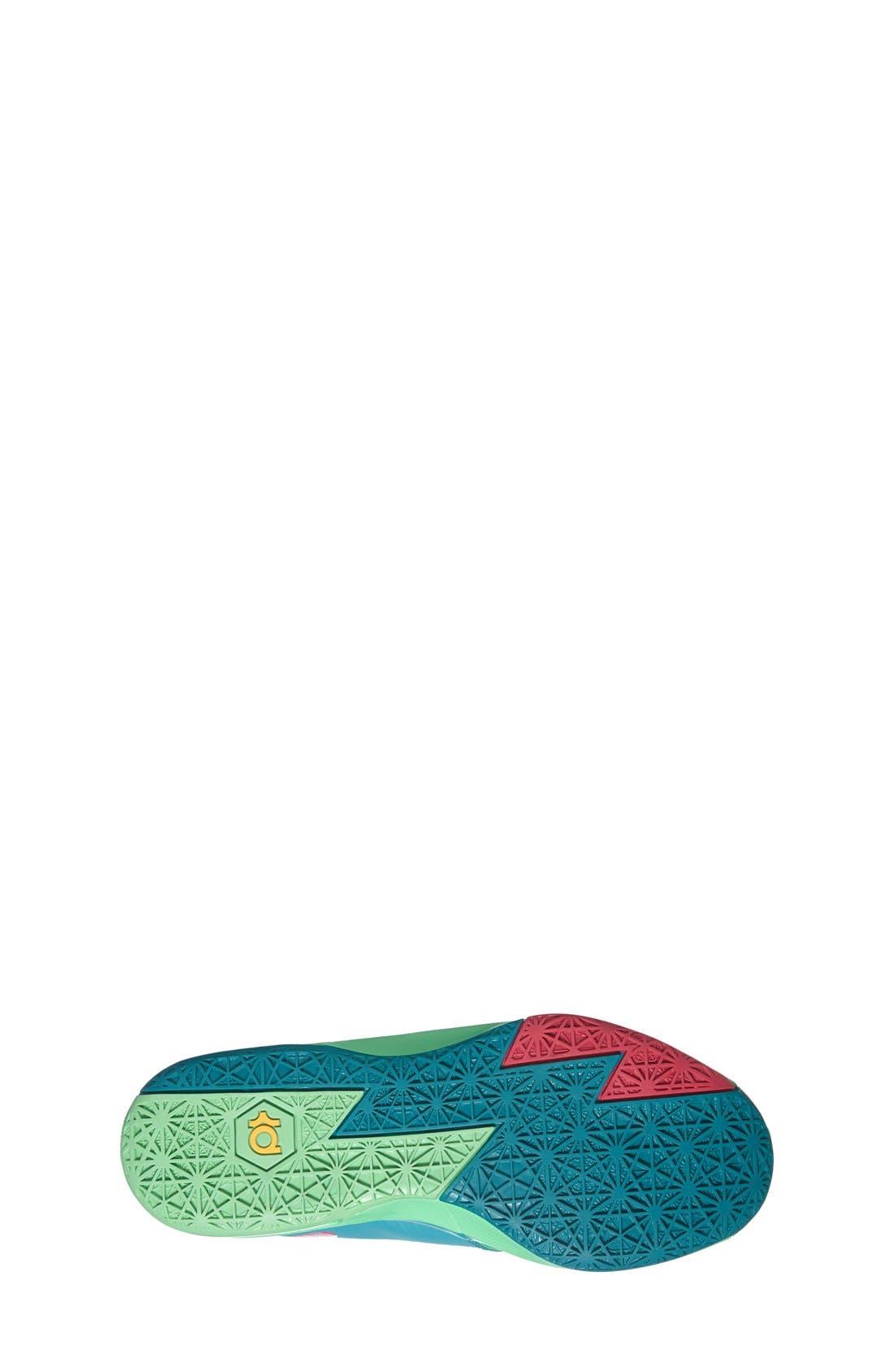 'KD VI' Basketball Shoe,                             Alternate thumbnail 2, color,                             304