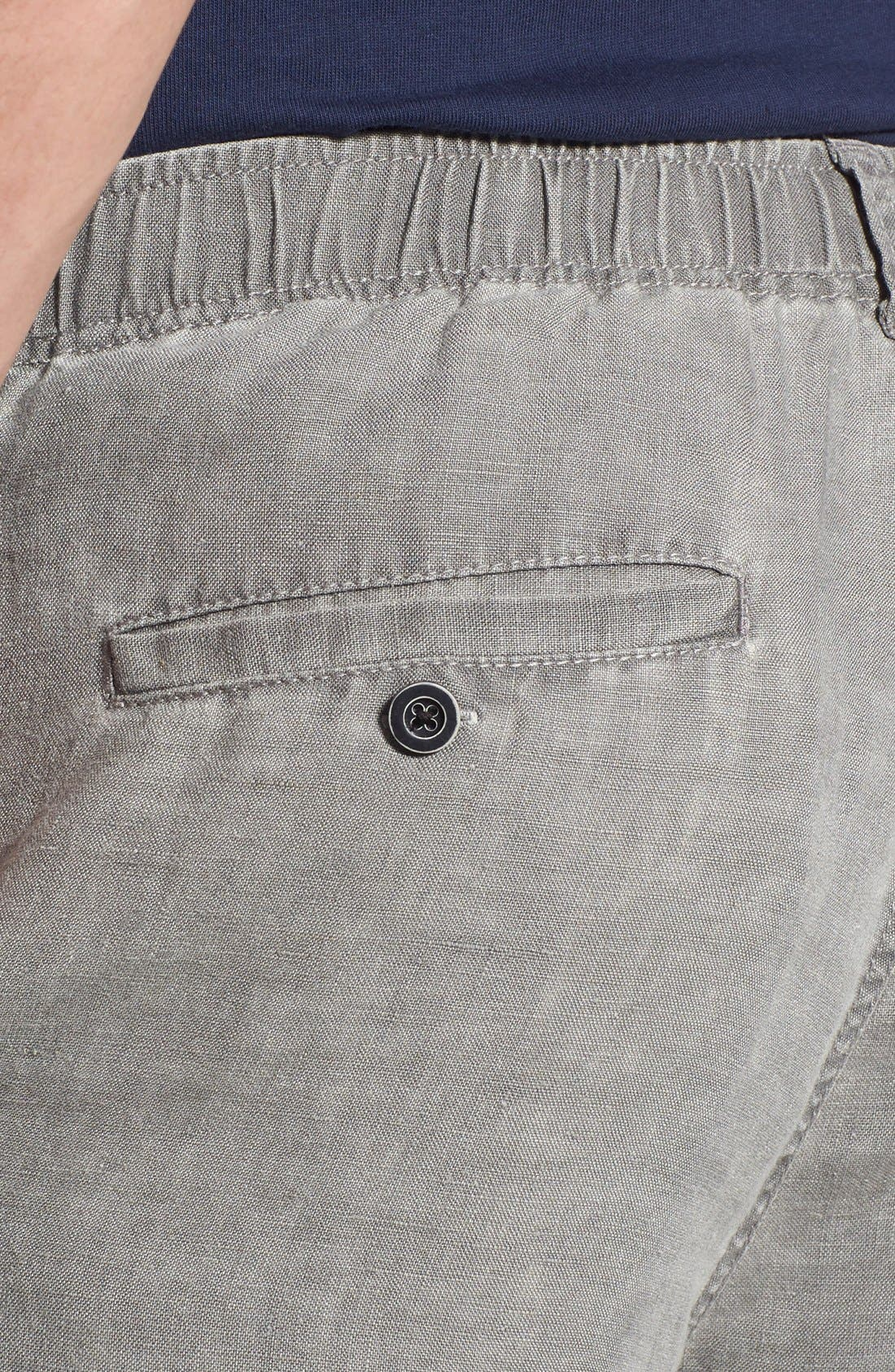 'New Linen on the Beach' Easy Fit Pants,                             Alternate thumbnail 29, color,
