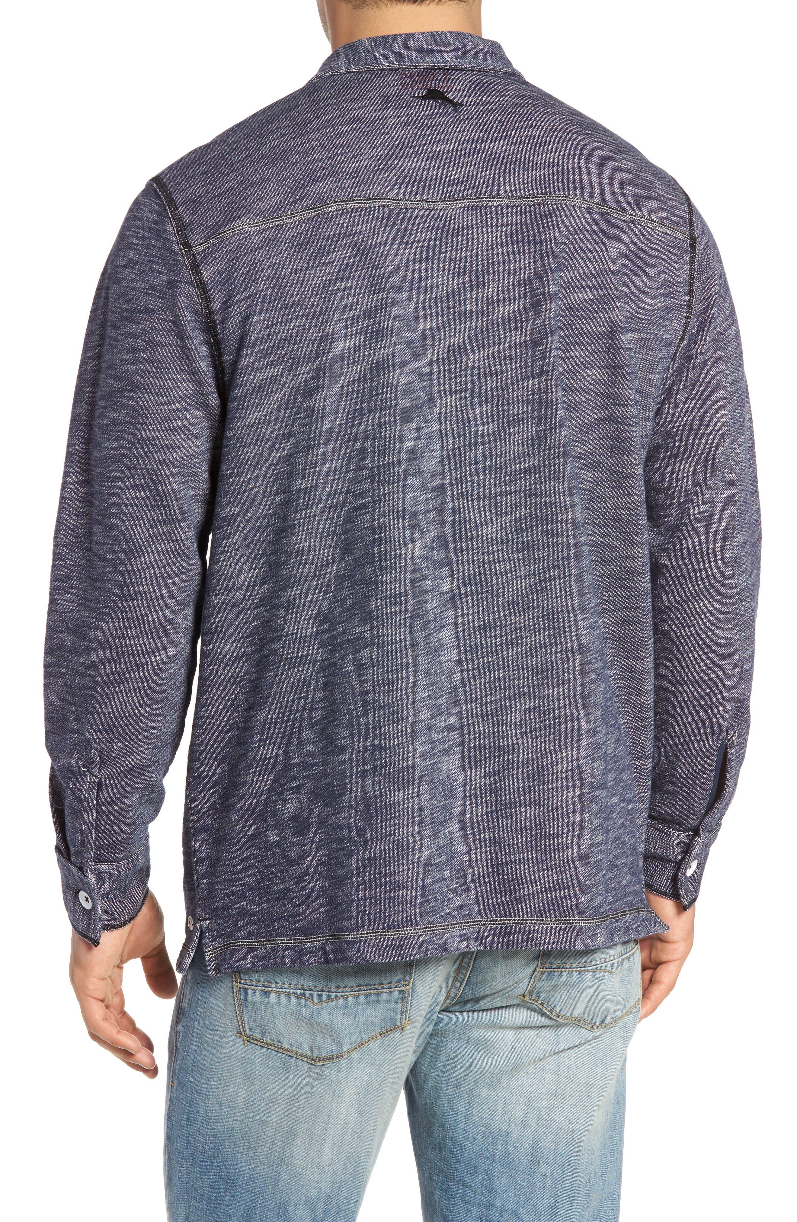 Beach Ridge Shirt Jacket,                             Alternate thumbnail 2, color,                             400