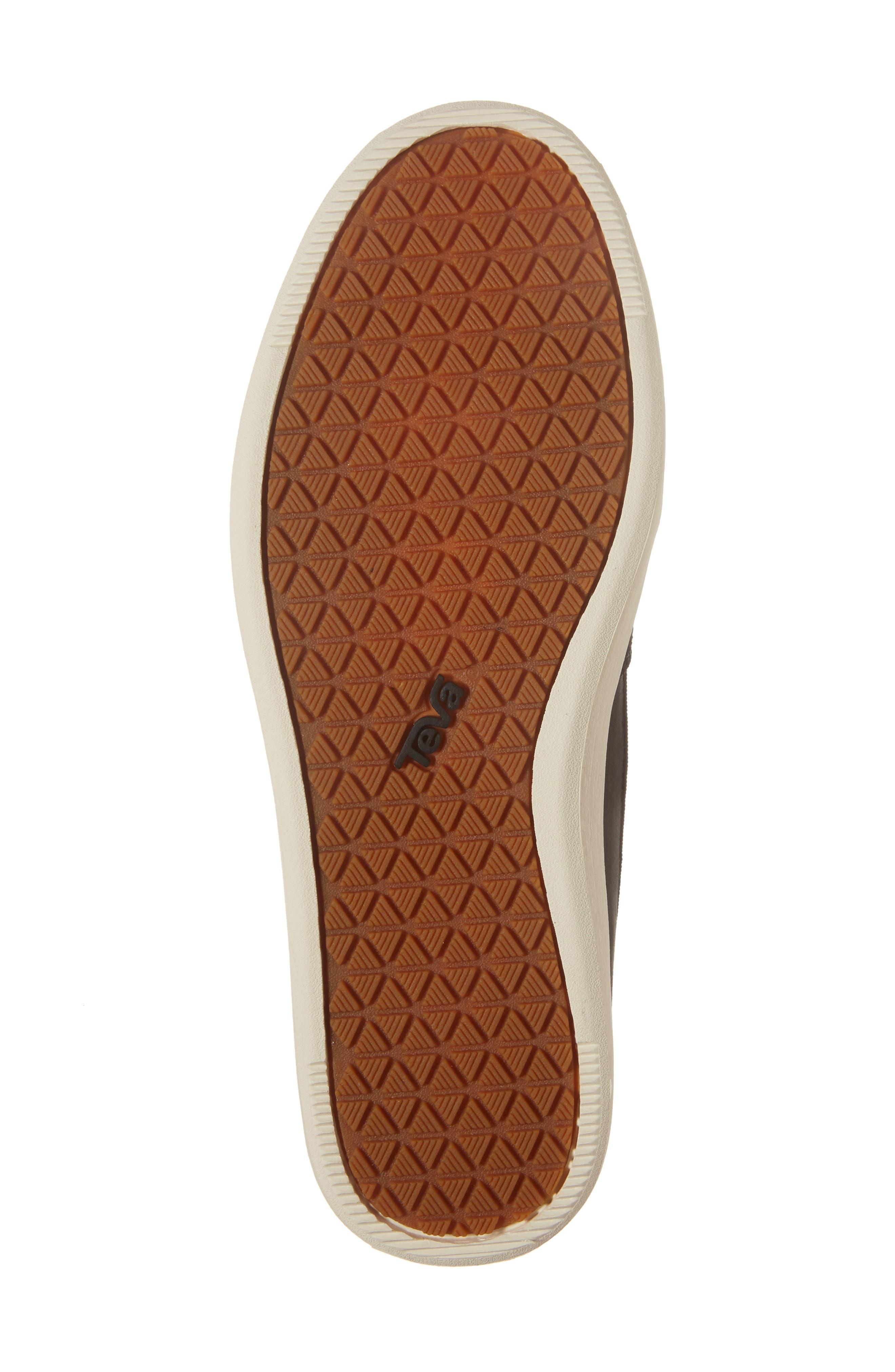 Willow Slip-On Sneaker,                             Alternate thumbnail 6, color,                             001