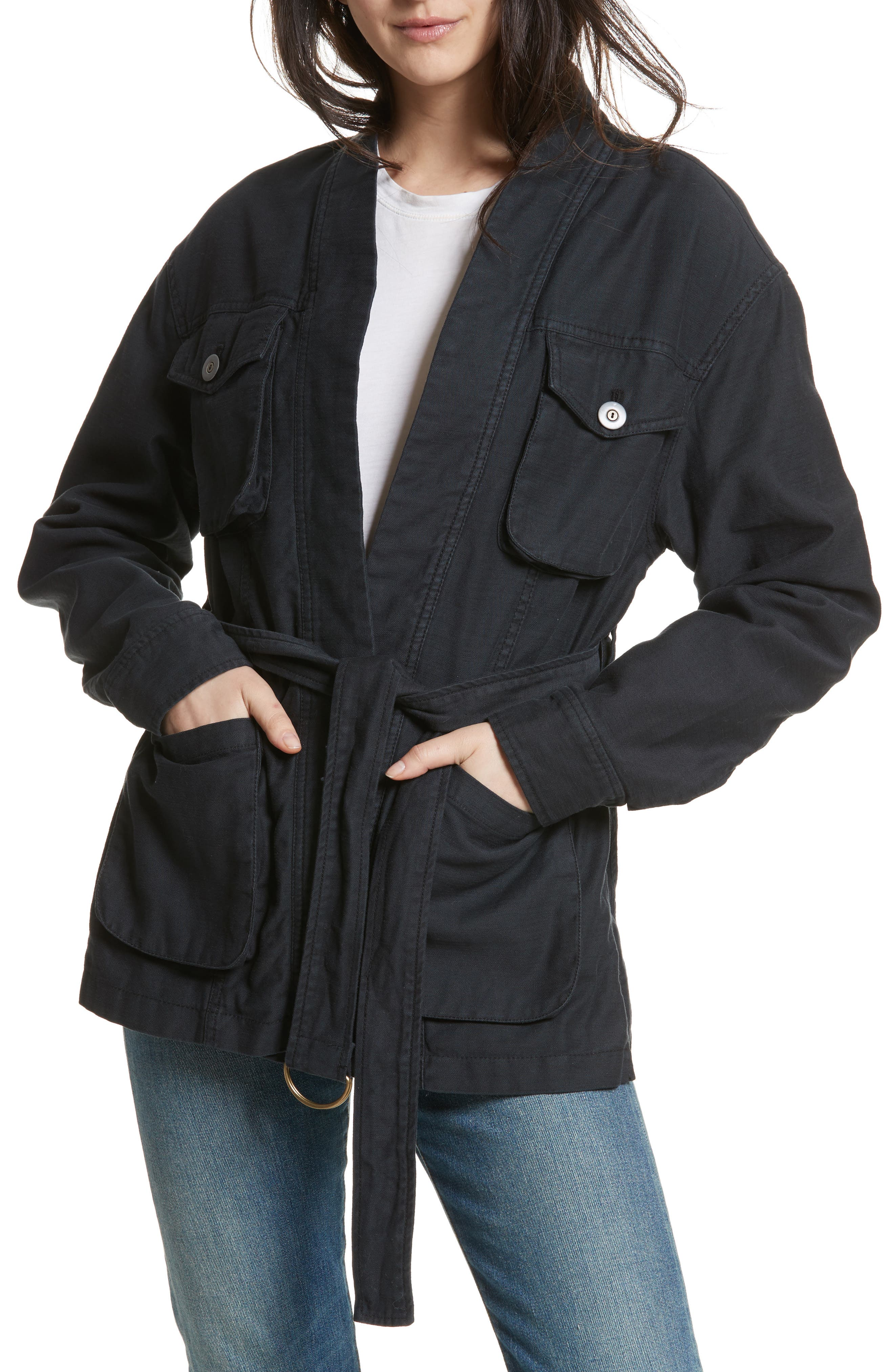 In our Nature Cargo Jacket,                             Main thumbnail 1, color,                             001