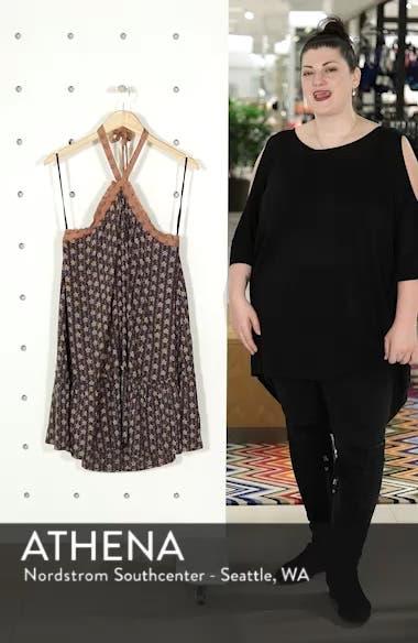 Laila Halter Neck Dress, sales video thumbnail