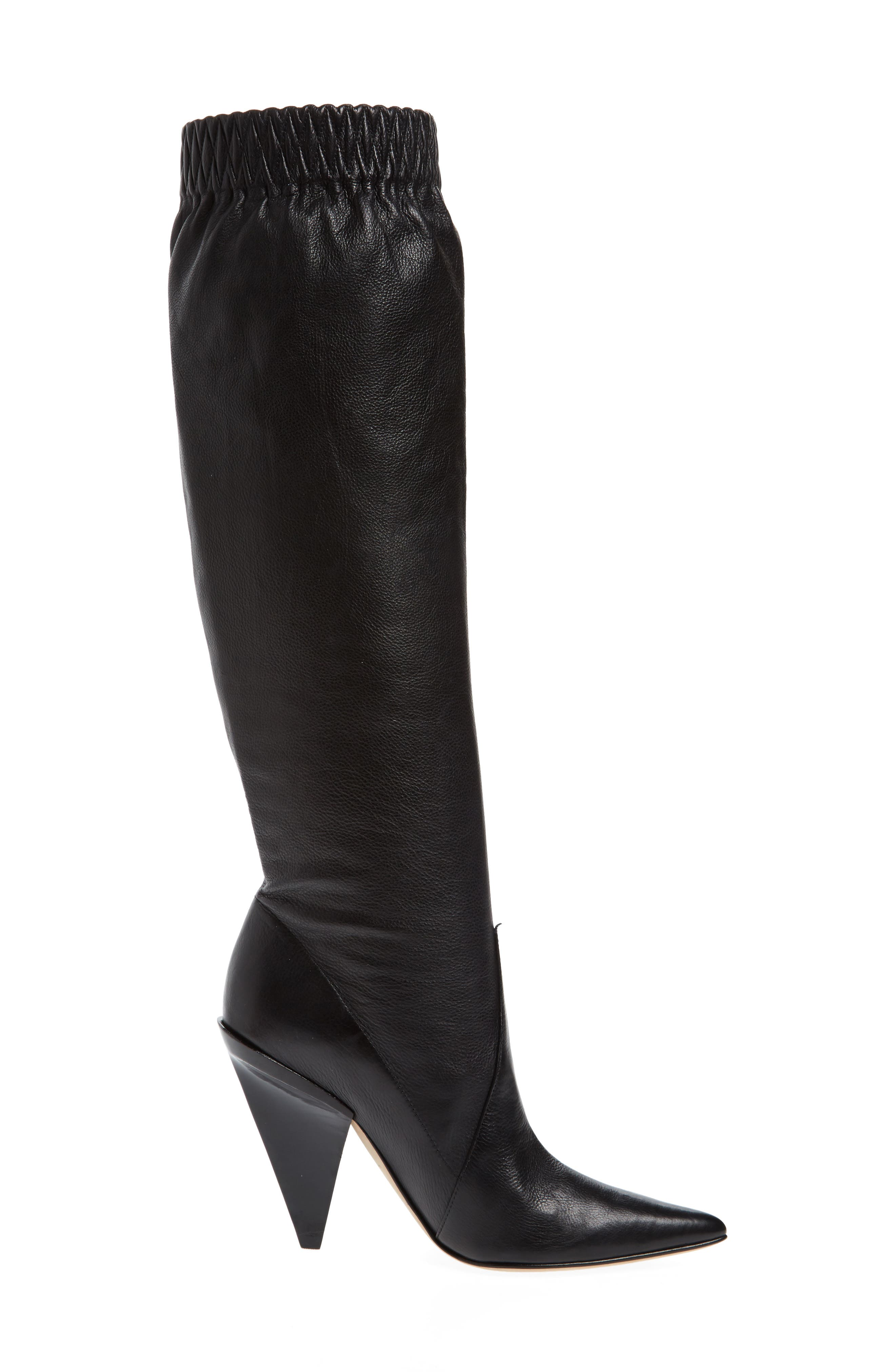 Jay Slouch Boot,                             Alternate thumbnail 3, color,                             001