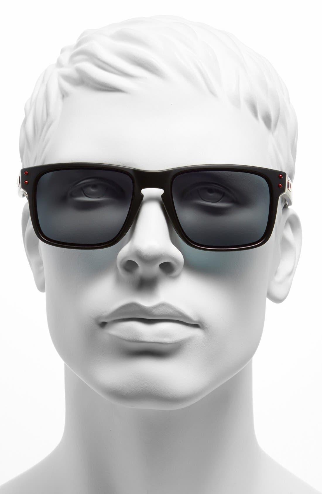 'Holbrook' 55mm Sunglasses,                             Alternate thumbnail 2, color,                             001
