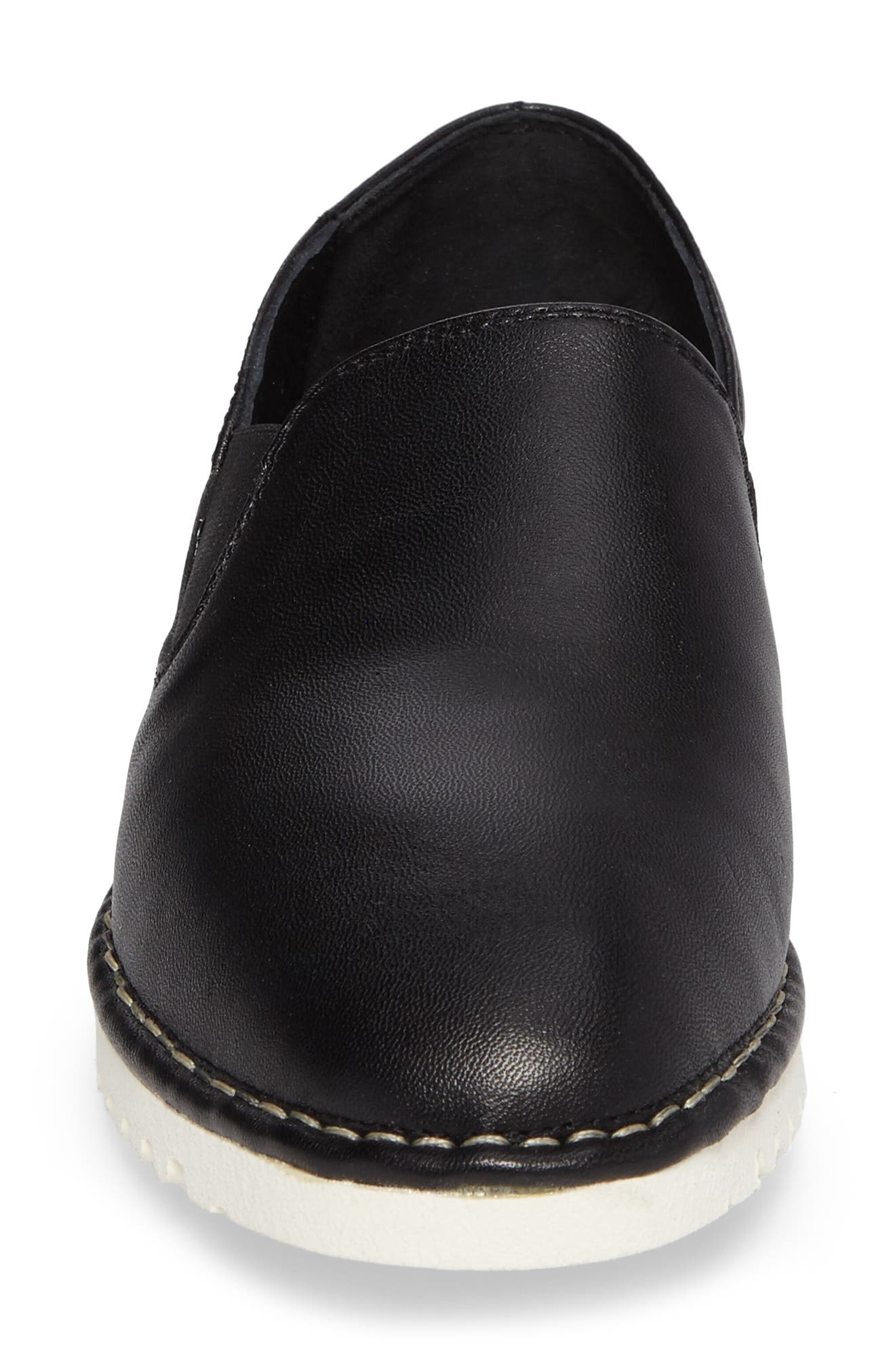 SESTO MEUCCI,                             Oralie Slip-On Sneaker,                             Alternate thumbnail 4, color,                             001