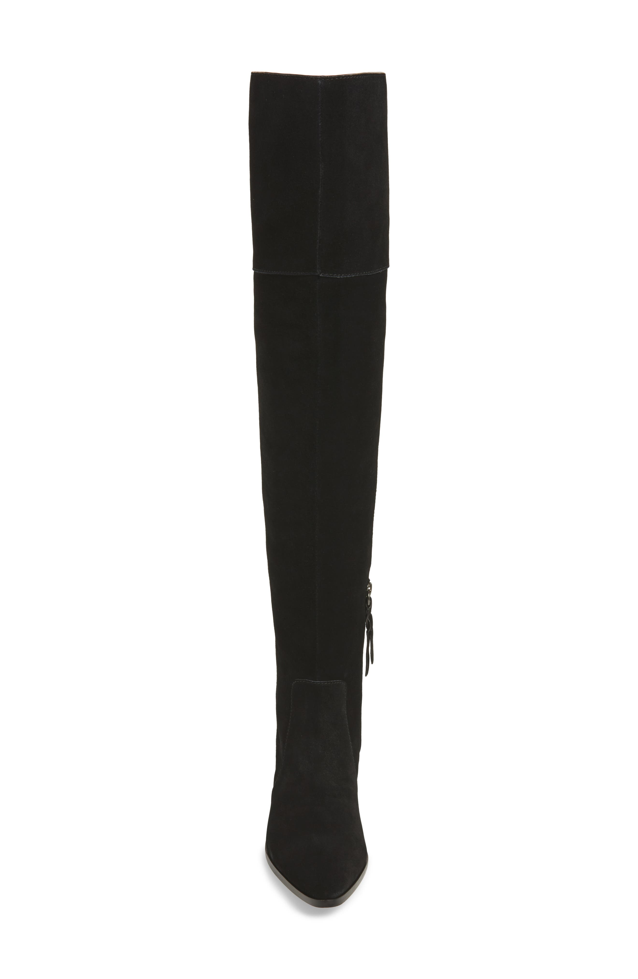 Ruby Over the Knee Boot,                             Alternate thumbnail 4, color,                             013