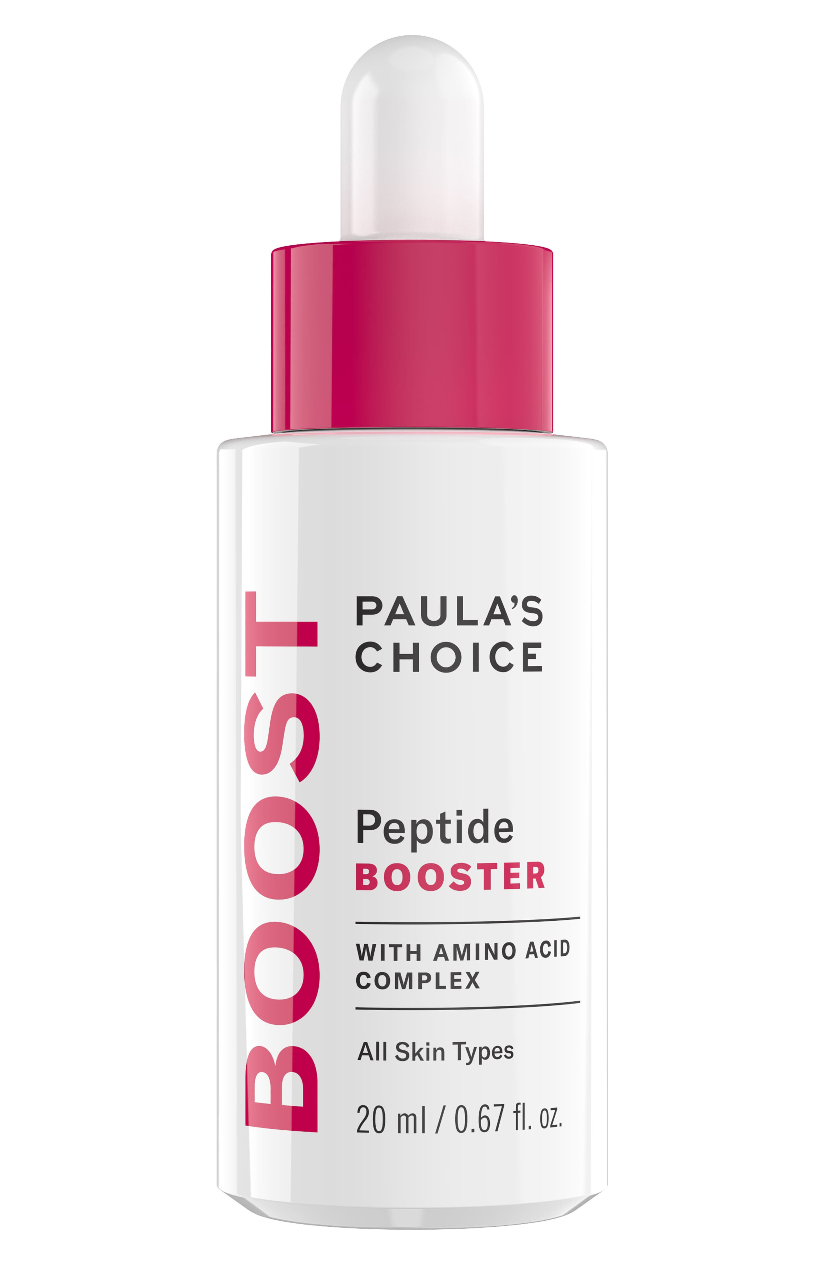 Peptide Booster,                             Main thumbnail 1, color,                             NO COLOR