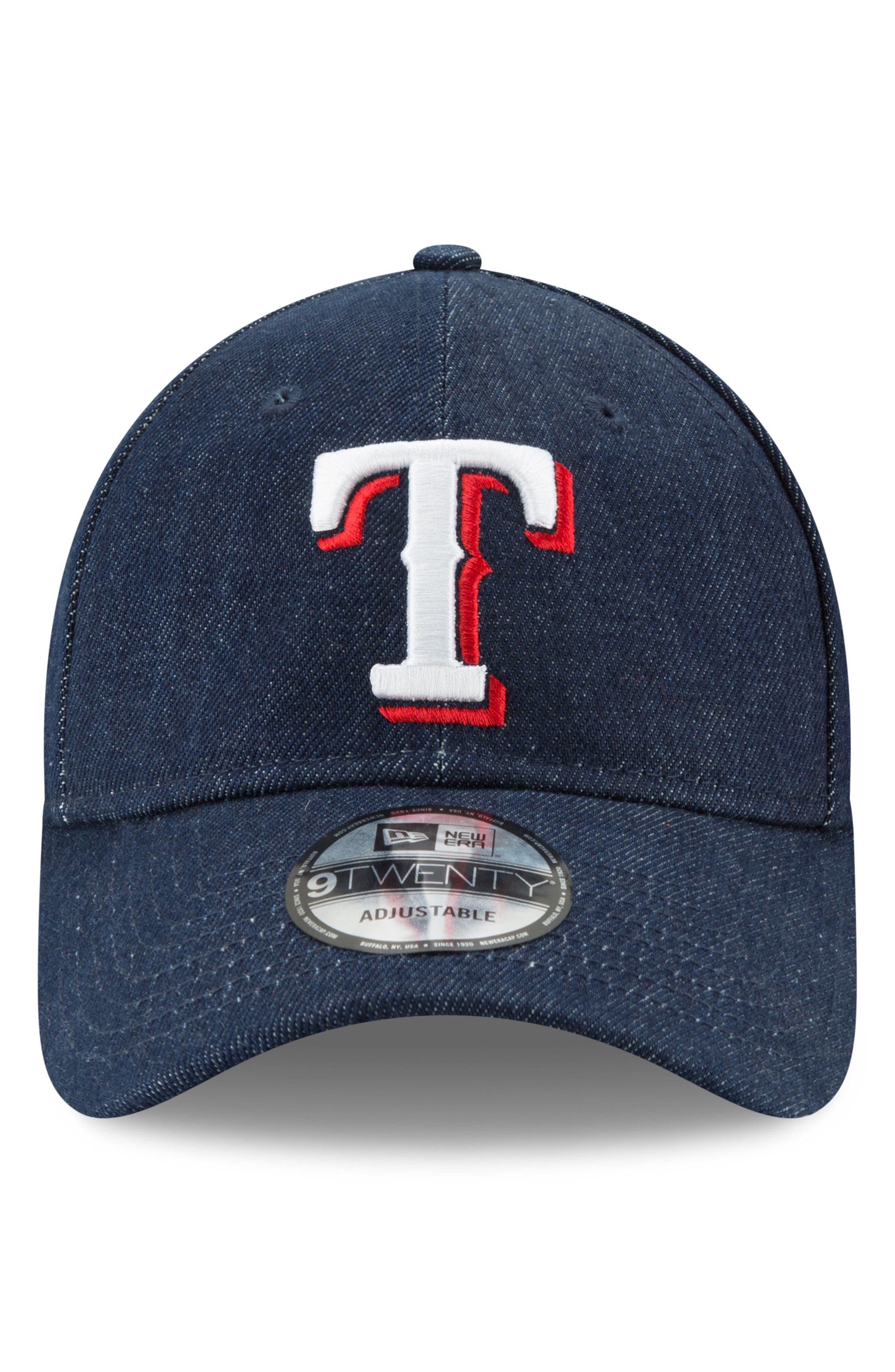 x Levi's<sup>®</sup> MLB17 Denim Baseball Cap,                             Alternate thumbnail 2, color,                             001
