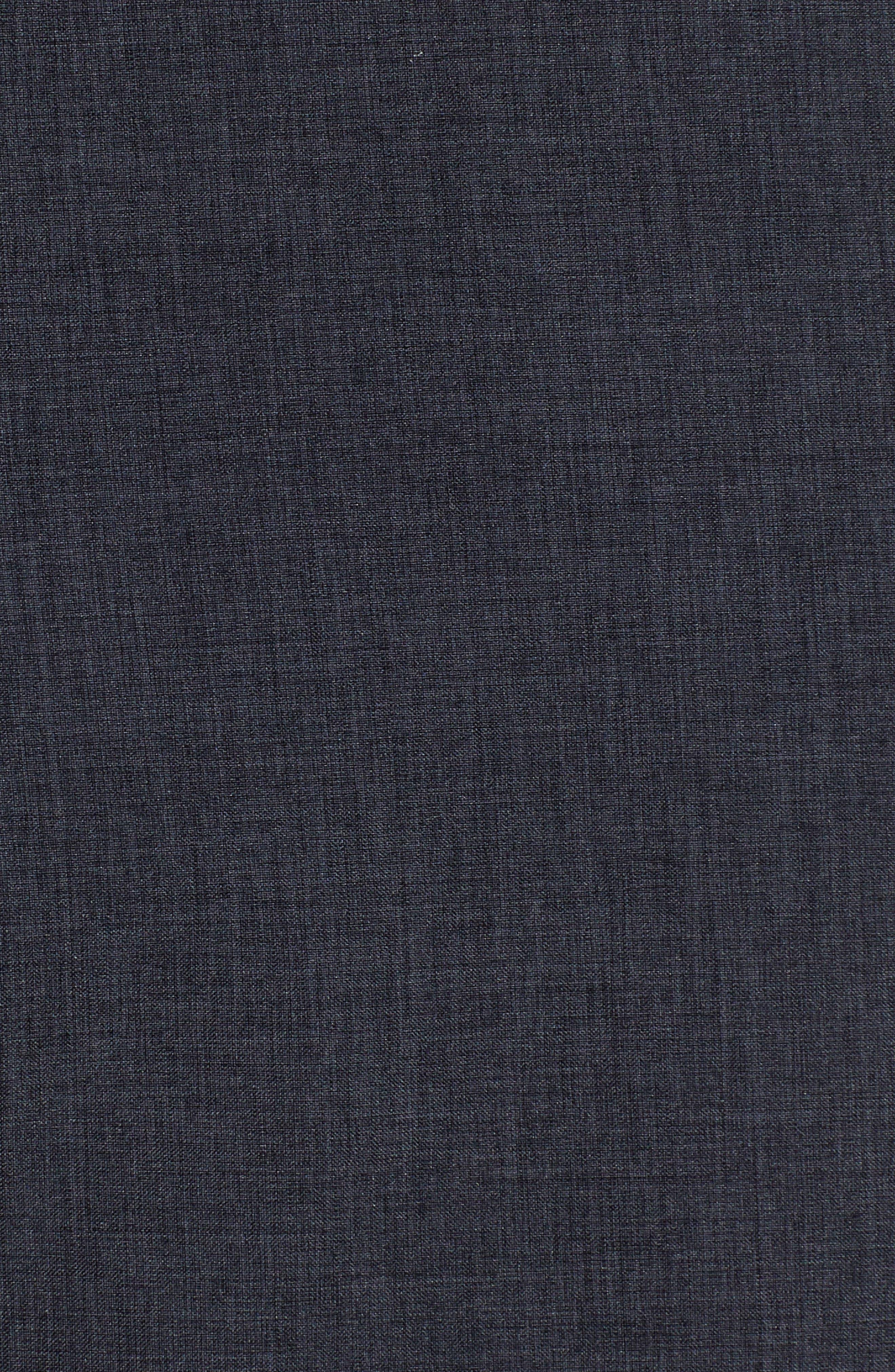 Yoni Hybrid Shorts,                             Alternate thumbnail 5, color,                             HEATHER BLACK
