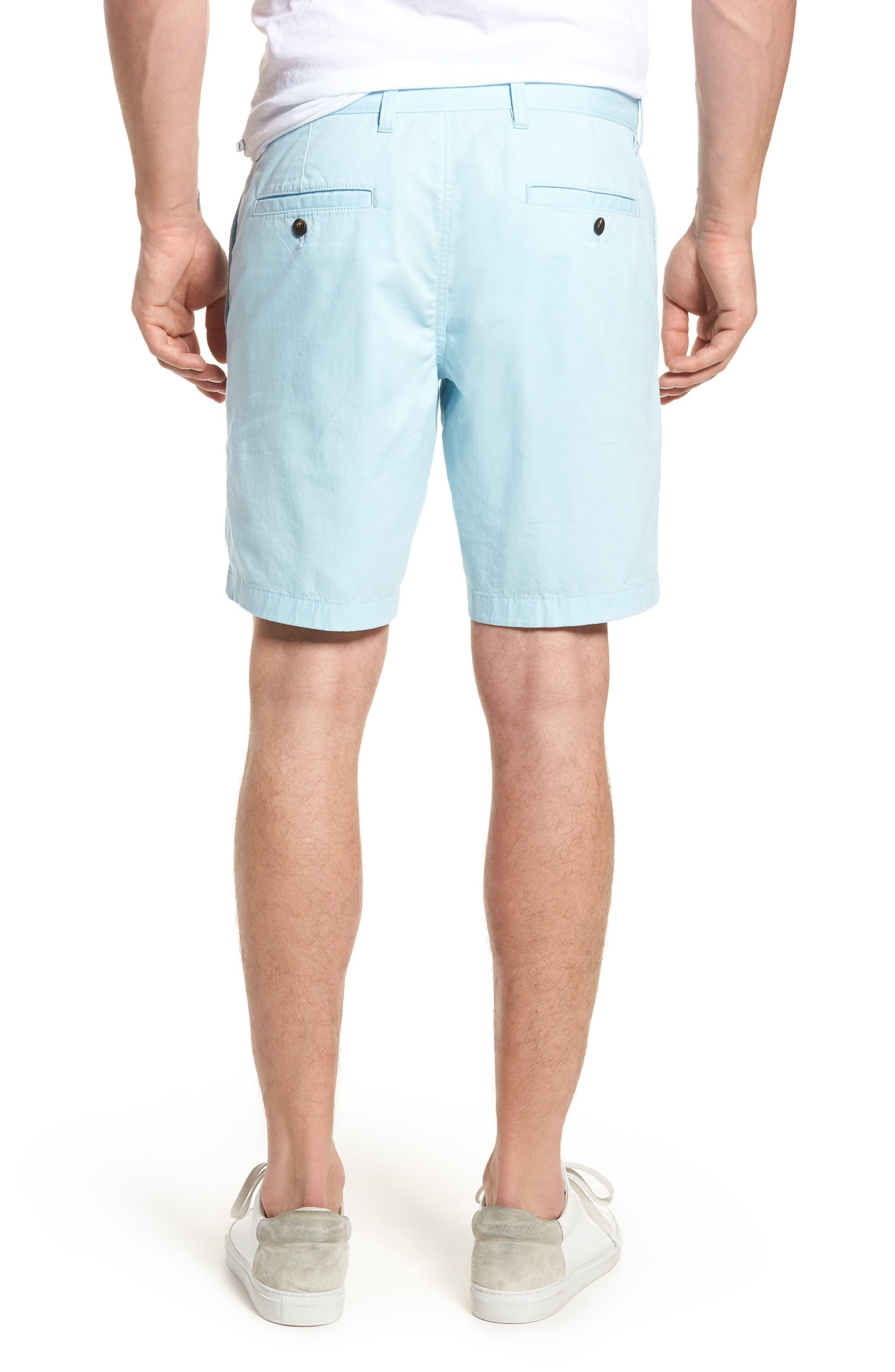 Ballard Slim Fit Stretch Chino 9-Inch Shorts,                             Alternate thumbnail 22, color,