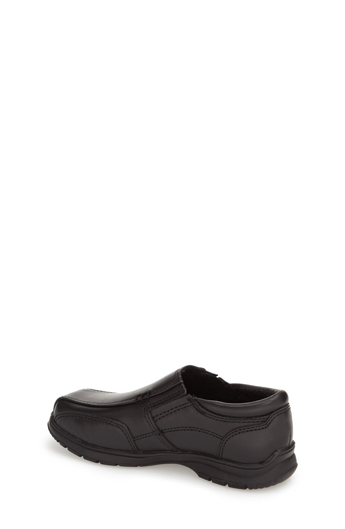 Reaction Kenneth Cole'Check N Check' Loafer,                             Alternate thumbnail 2, color,                             001