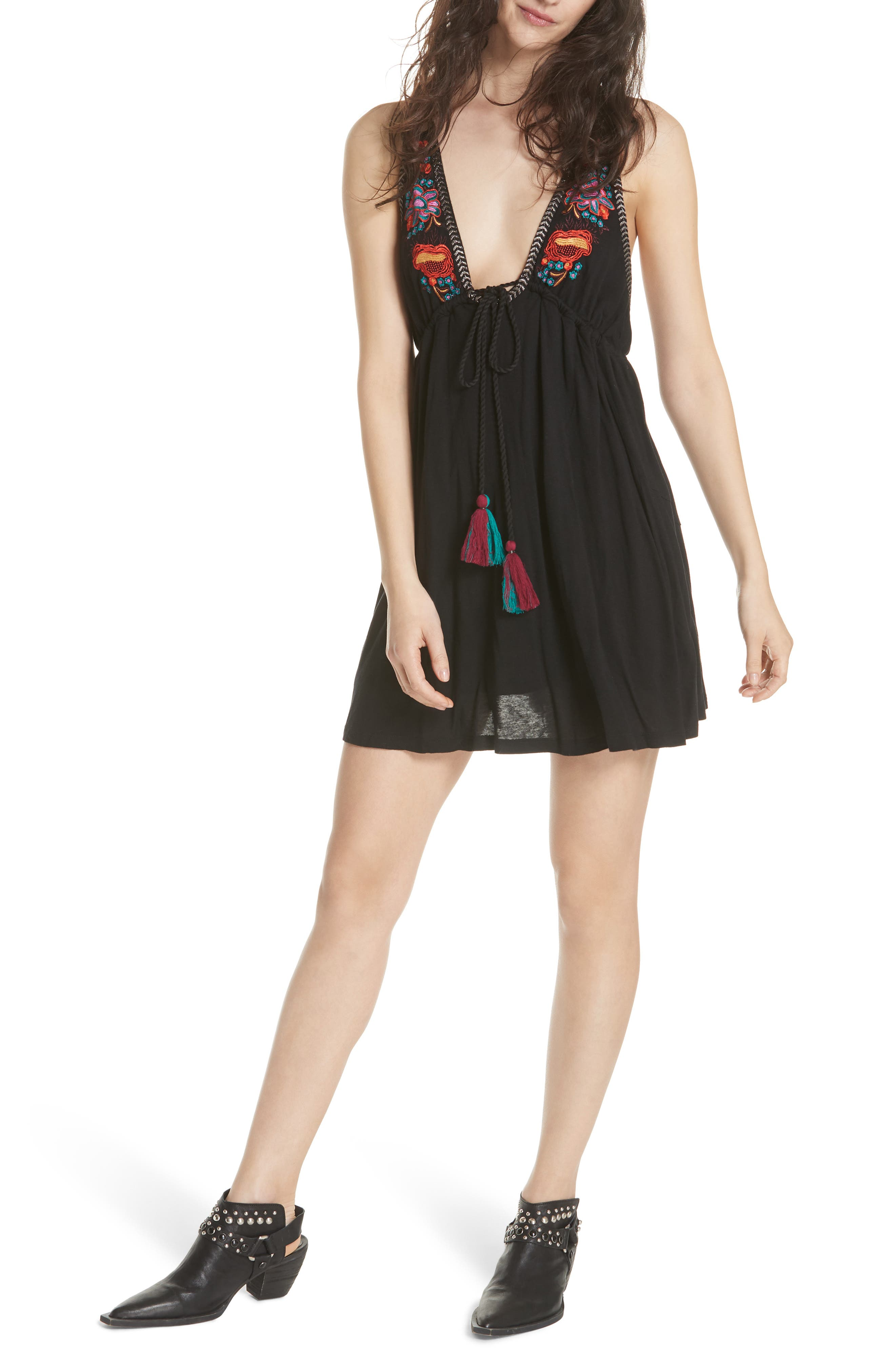 Lovers Cove Minidress,                         Main,                         color,